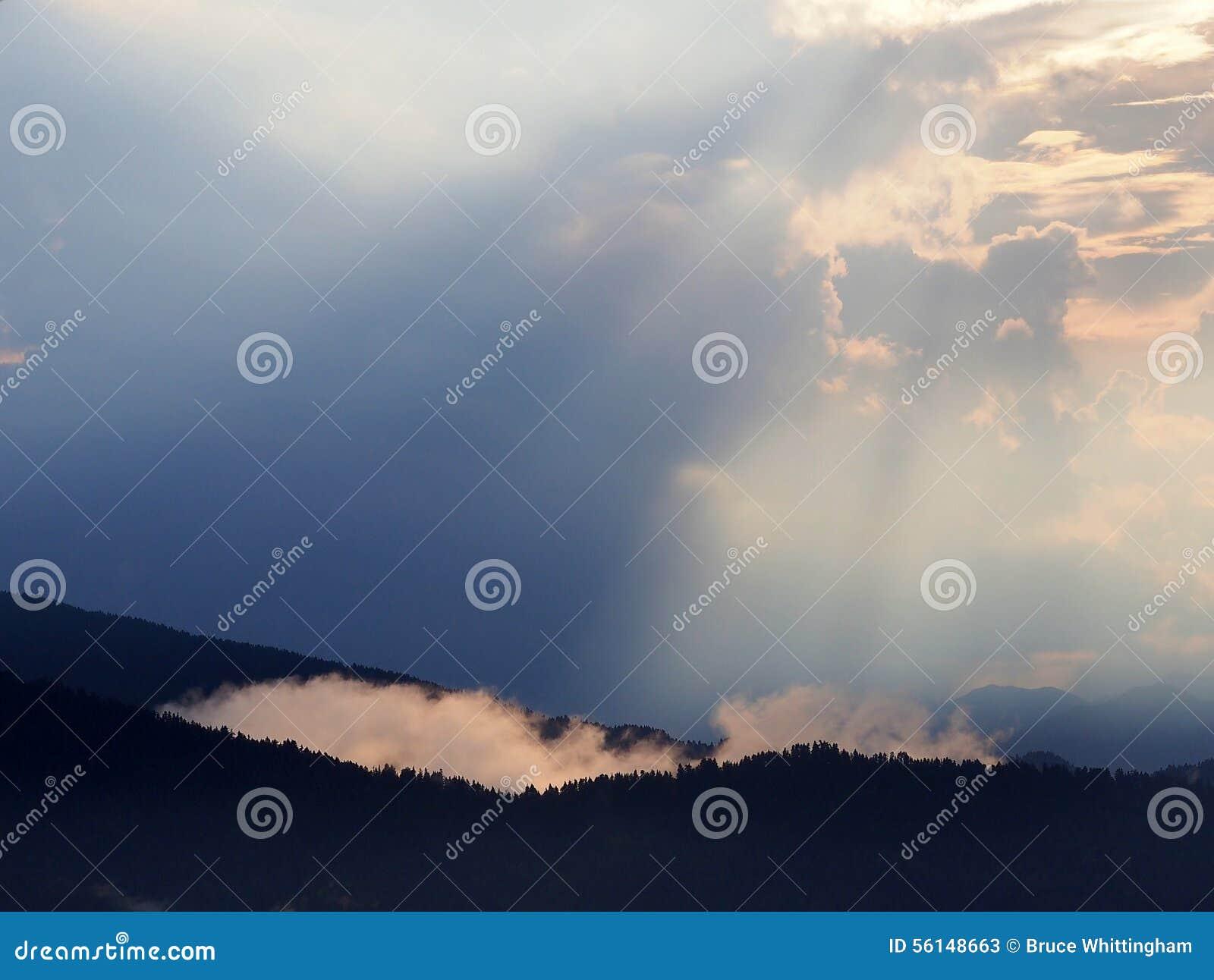 Grekisk bergskedja