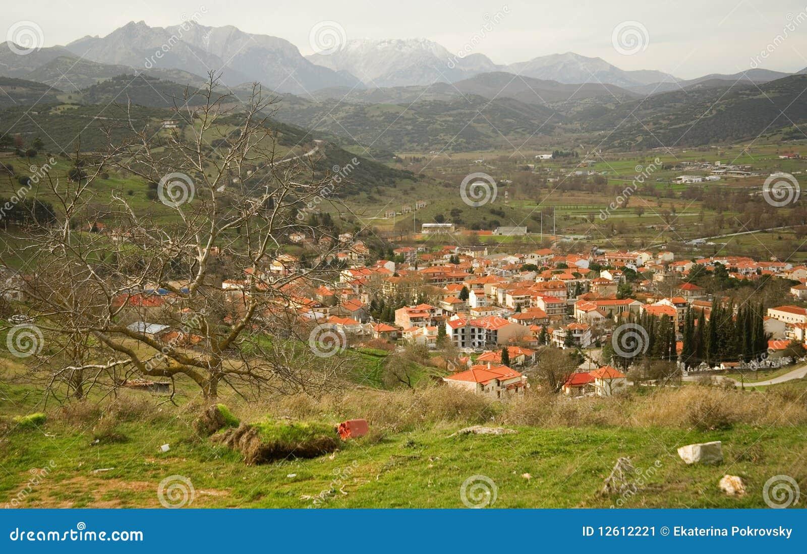 Grekisk kalavrytabergby