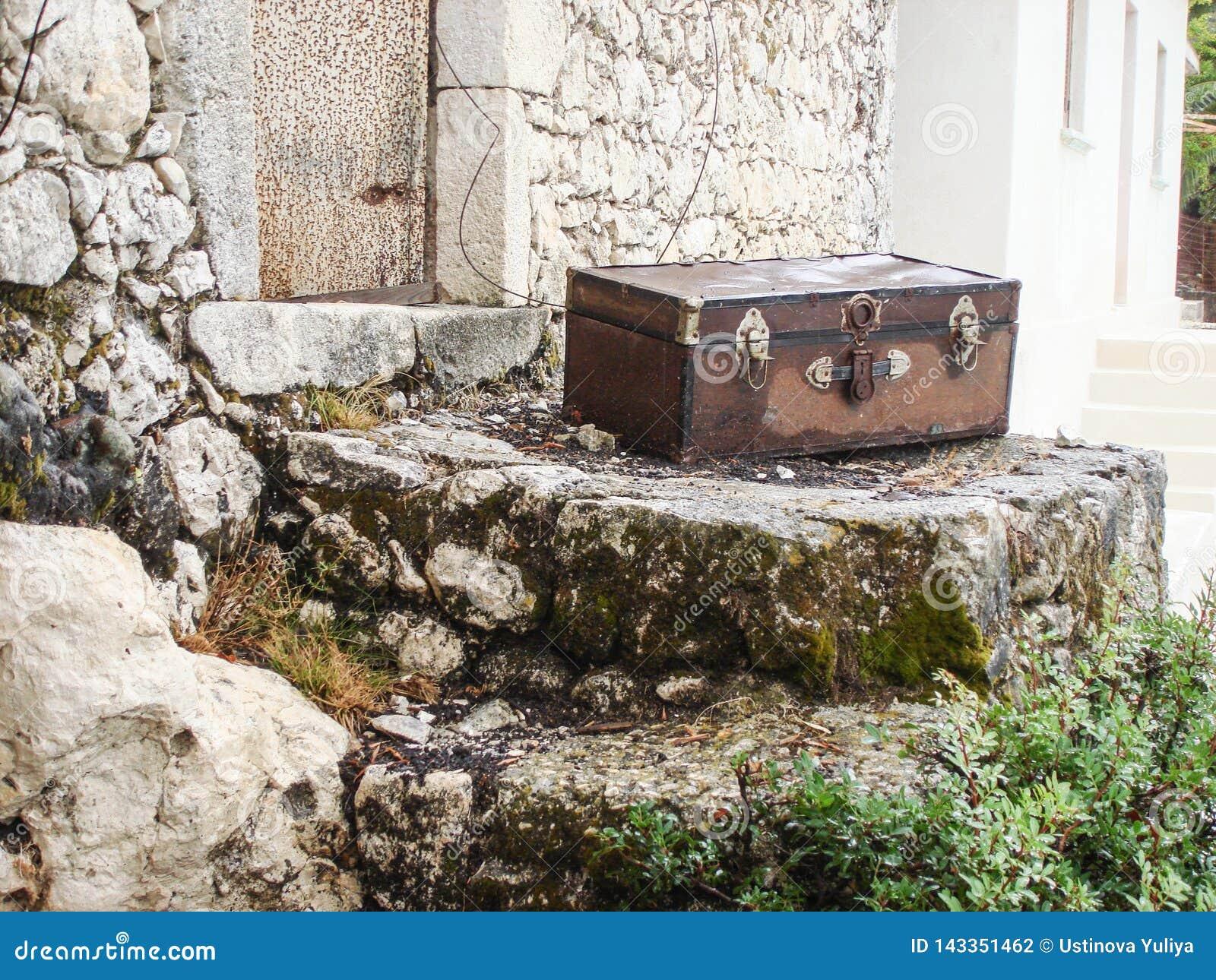 Grekisk resväska