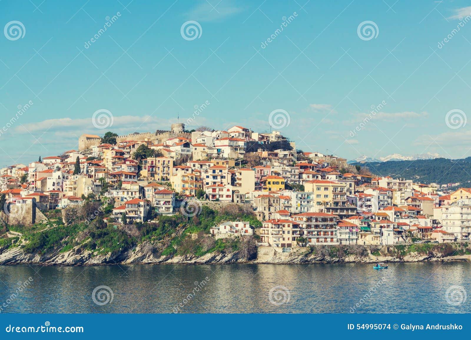 Grekland stad