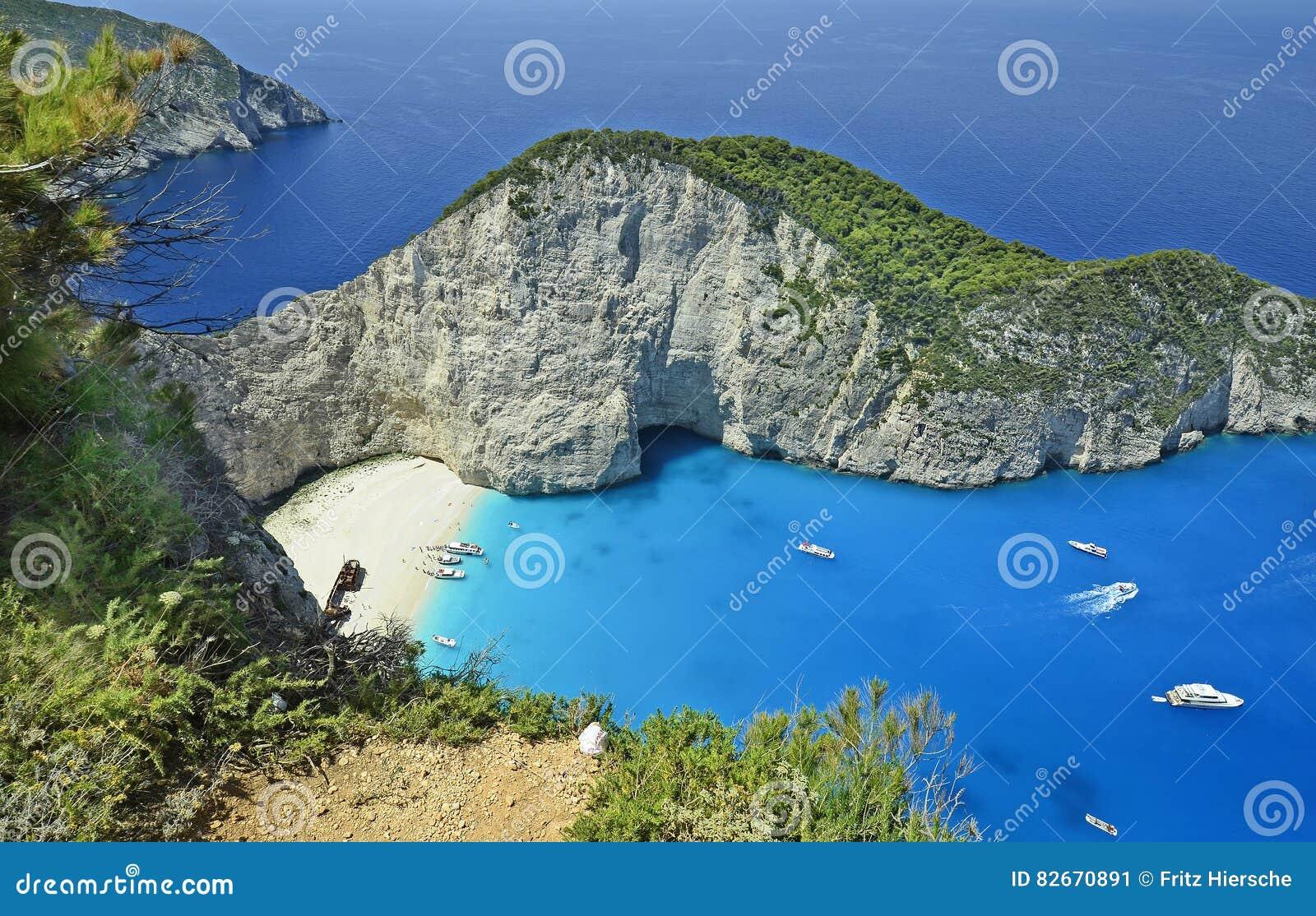 Grekland Zakynthos