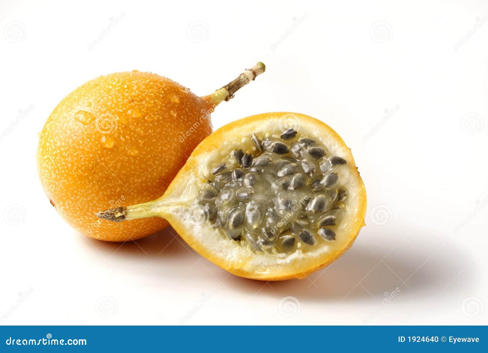 Grenadillas - fruta de paixão
