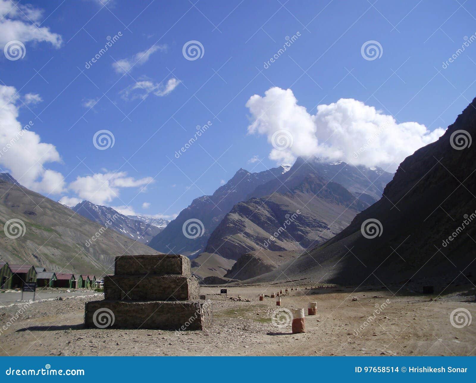 Grenze Indiens China