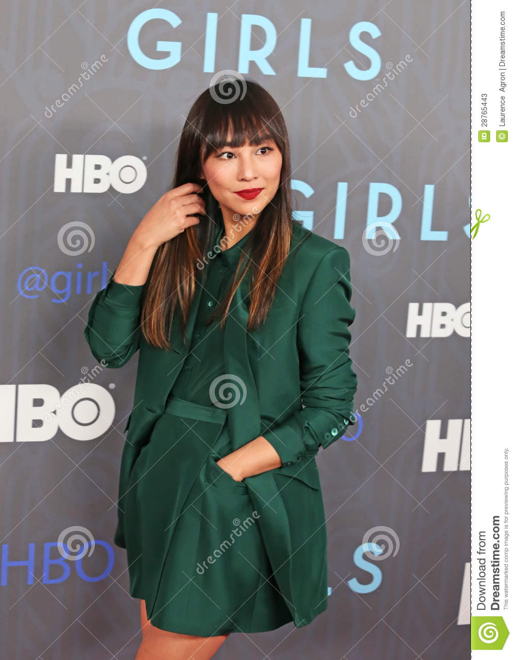 greta lee new girl