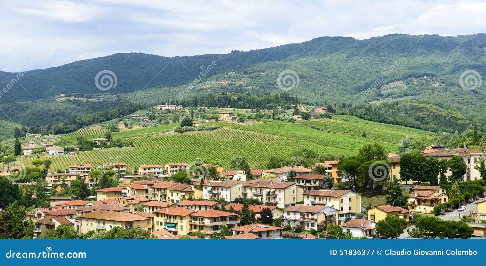 Greve im Chianti, Toskana