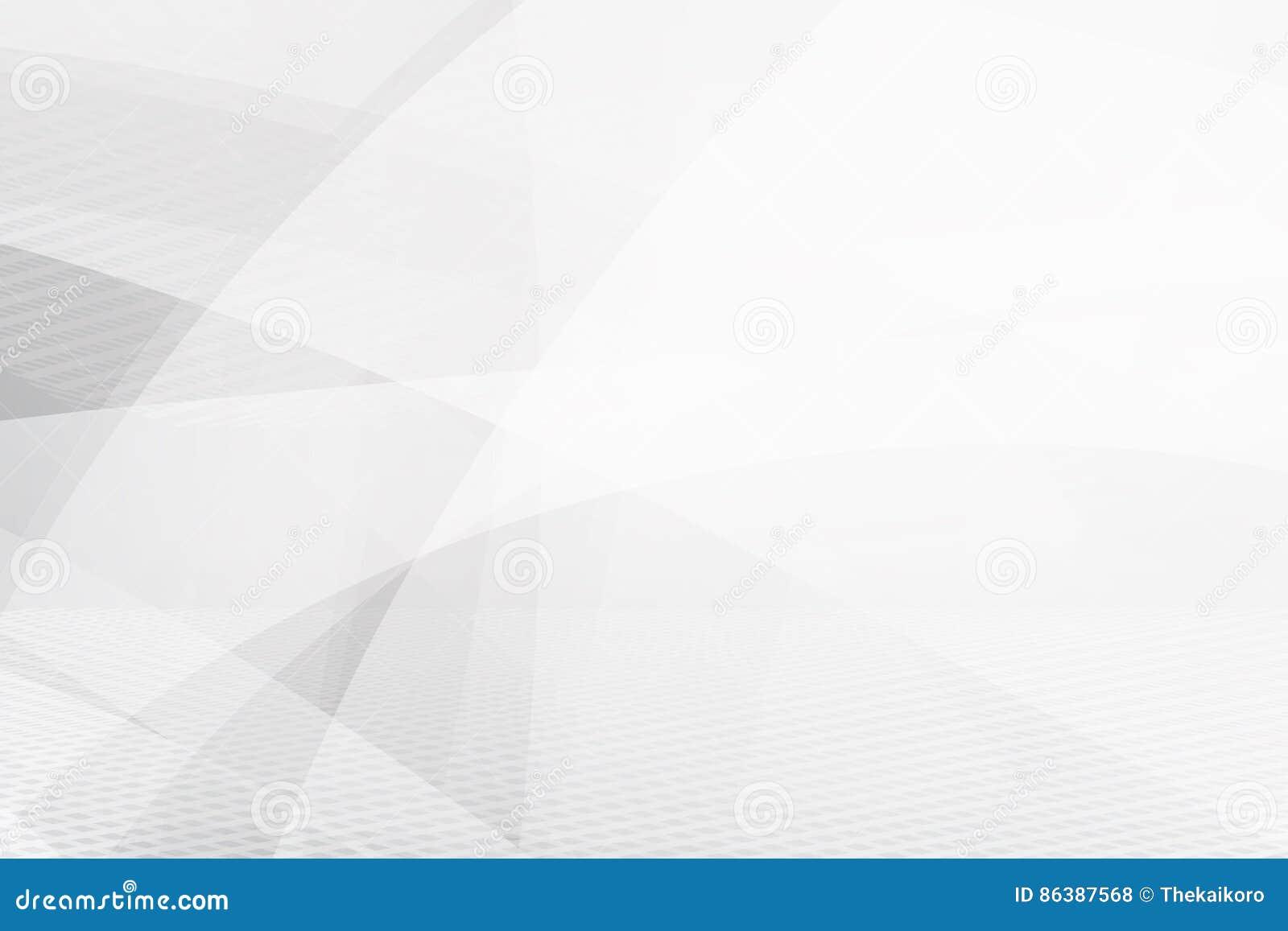 Grey Abstract-Hintergrundgeometrieglanz und Schichtelementvektor