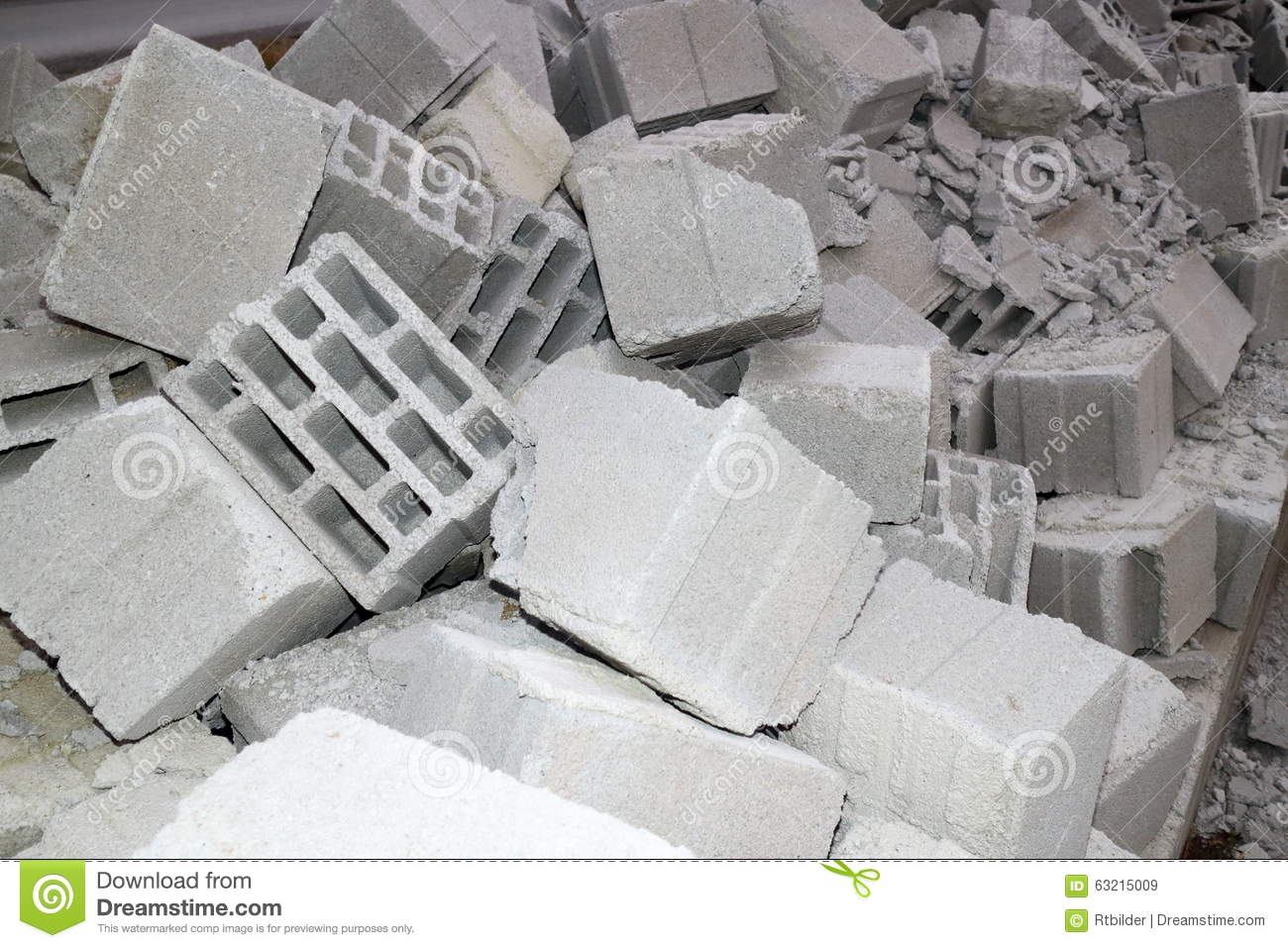 Grey bricks stock image. Image of frame, stack, industry - 63215009