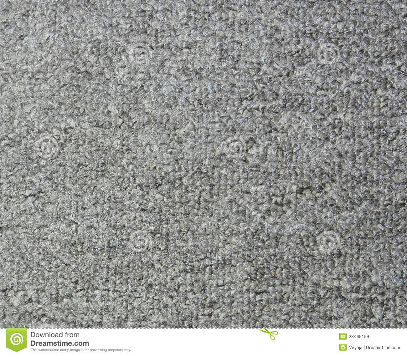 Grey Carpet Texture Stock Image Image Of Detail Pattern