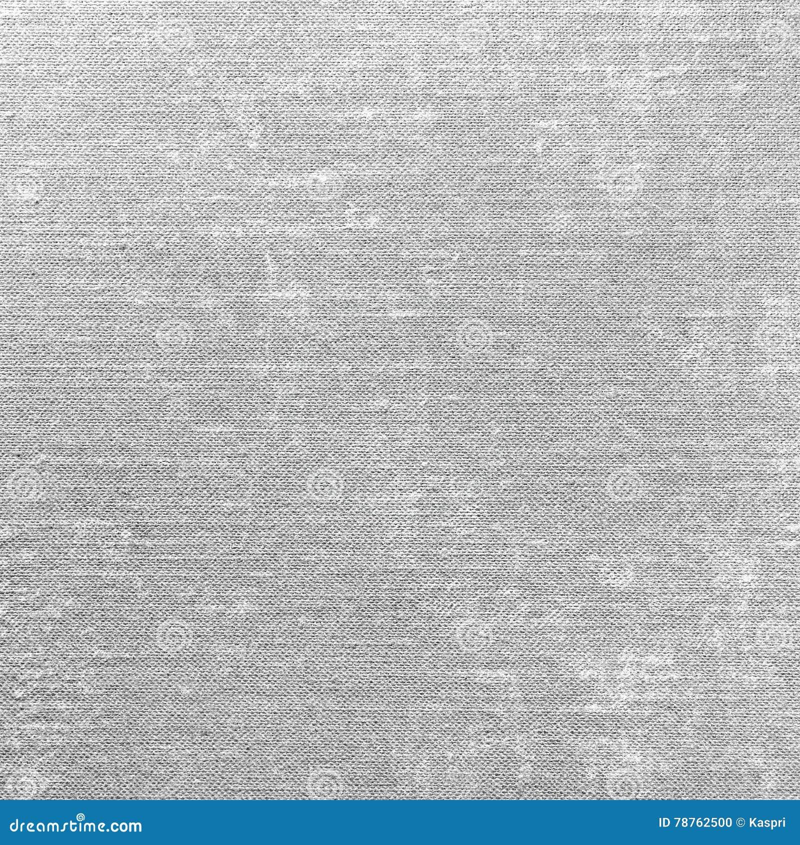 Grey Grunge Linen Texture, modello di Gray Textured Burlap Fabric Background, grande macro primo piano dettagliato