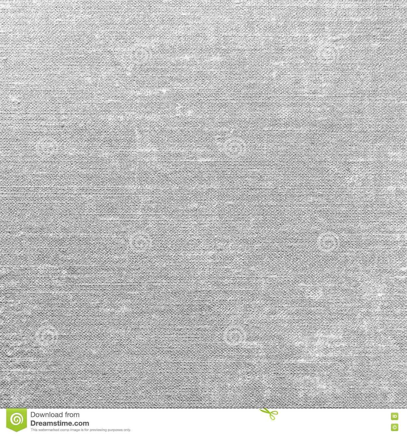 Grey Grunge Linen Texture, teste padrão de Gray Textured Burlap Fabric Background, grande close up macro detalhado