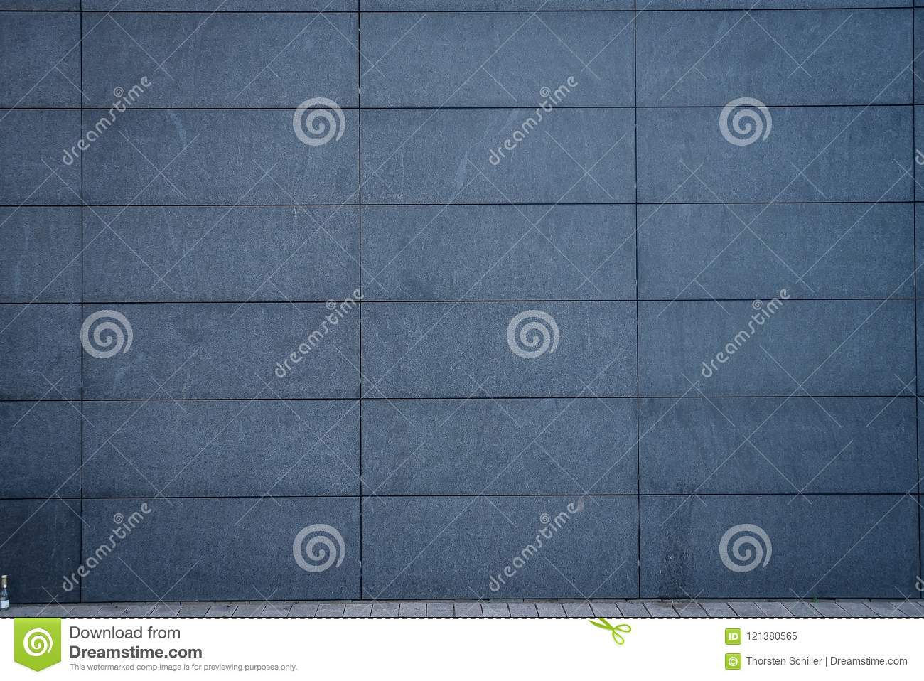 Grey large wall of tiles stock image. Image of ceramic - 121380565