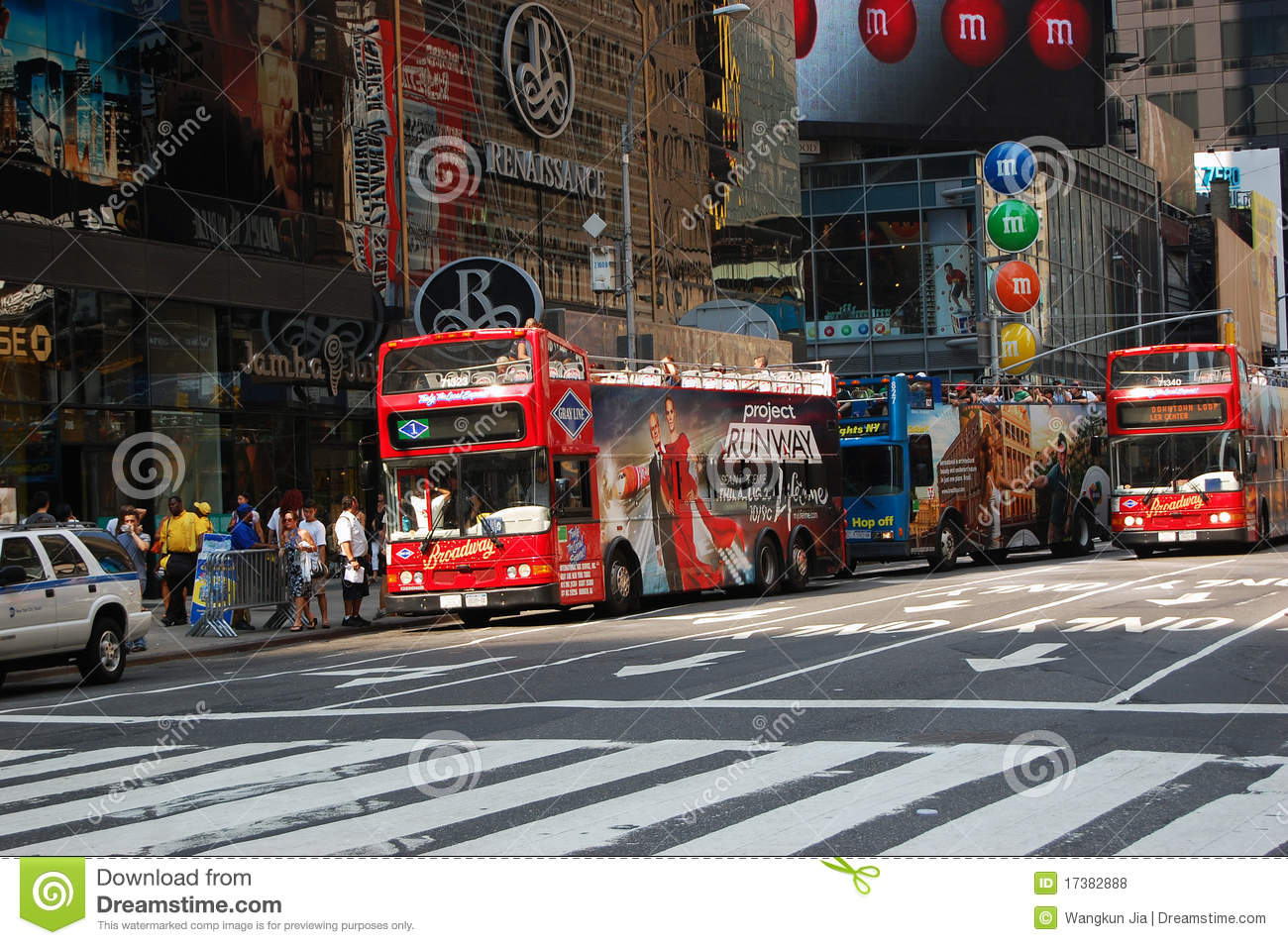 Manhattan Red Bus Tour
