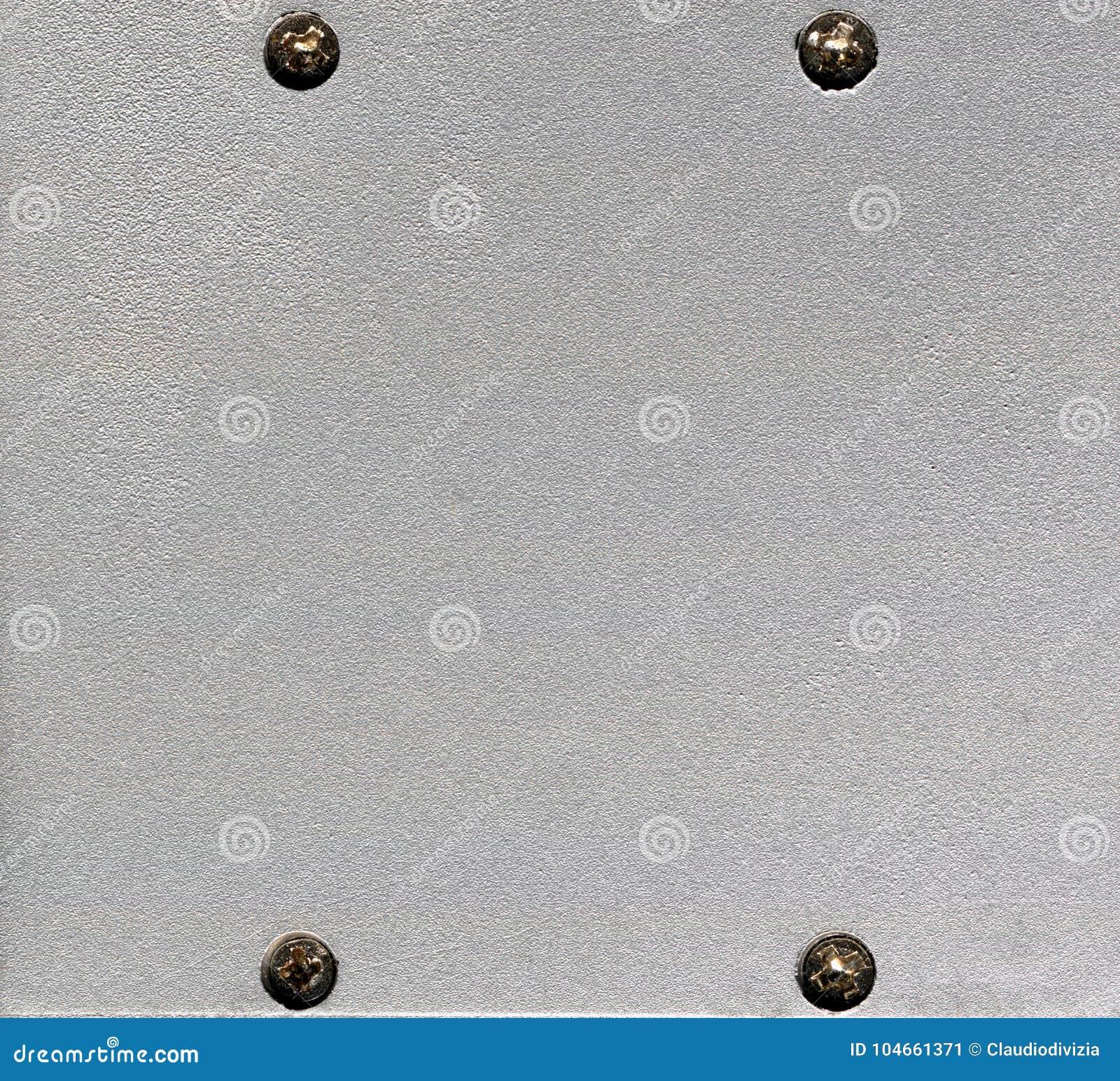 metal panel texture. Grey Metal Panel Texture Background
