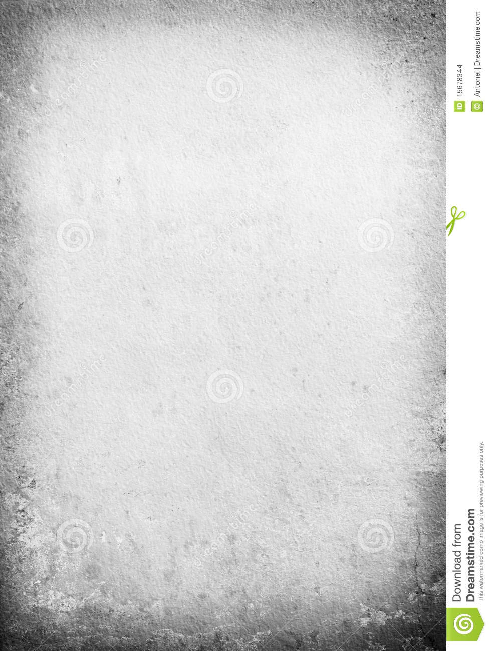 Grey paper texture stock photo. Image of empty, design ...