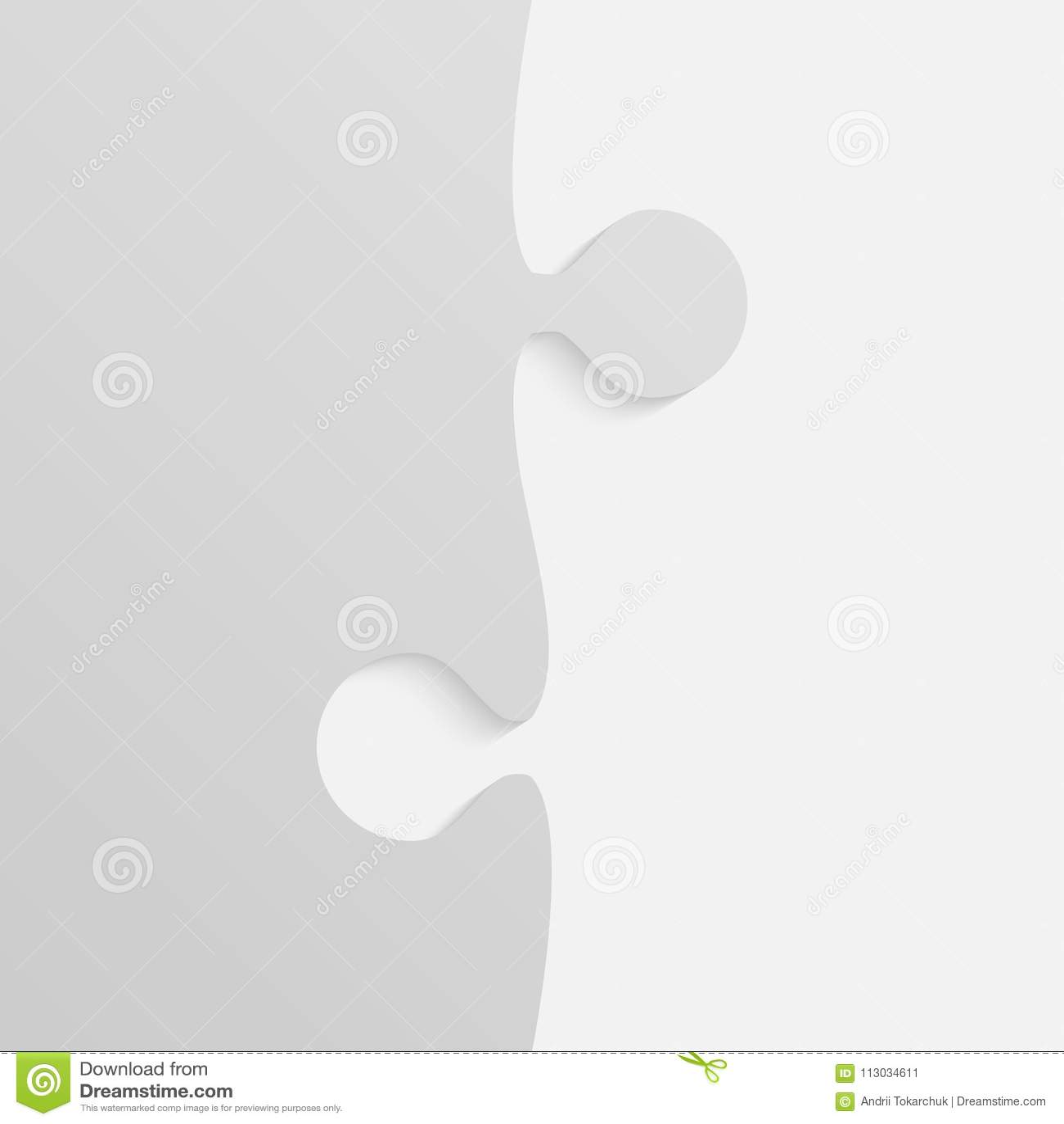 Grey Piece Puzzle Rompecabezas