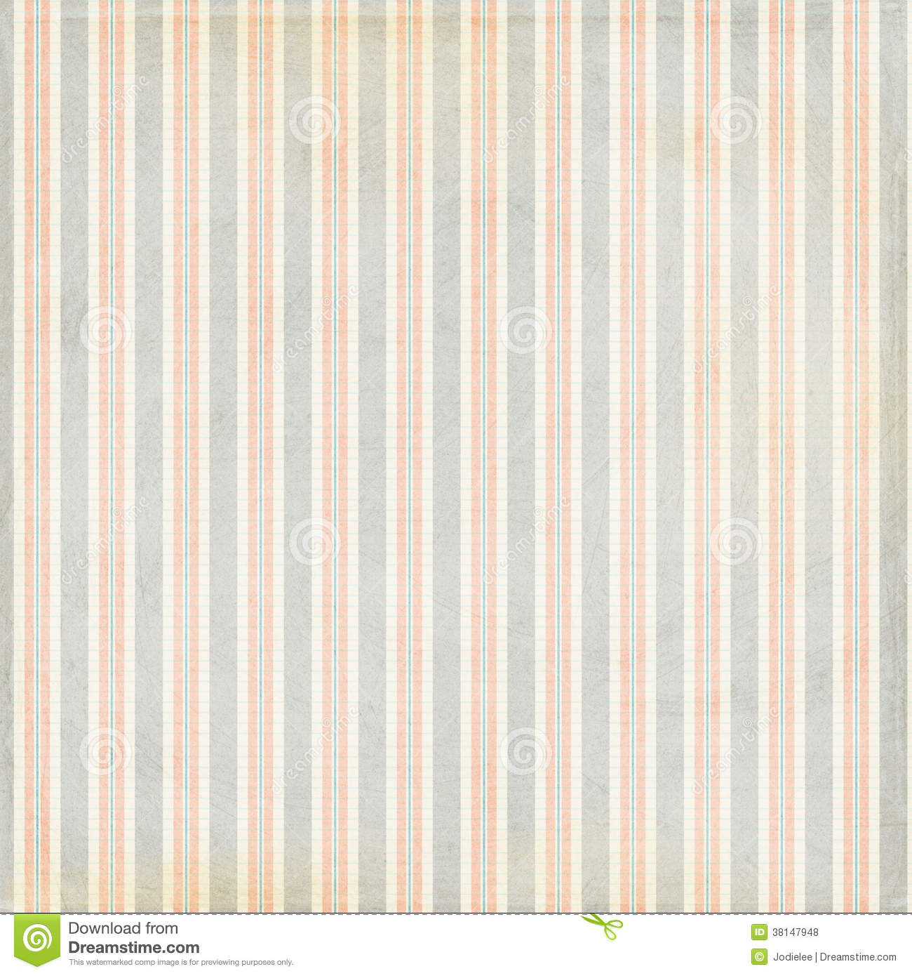 Grey And Pink Striped Vintage Grungy Background Stock Photo Image