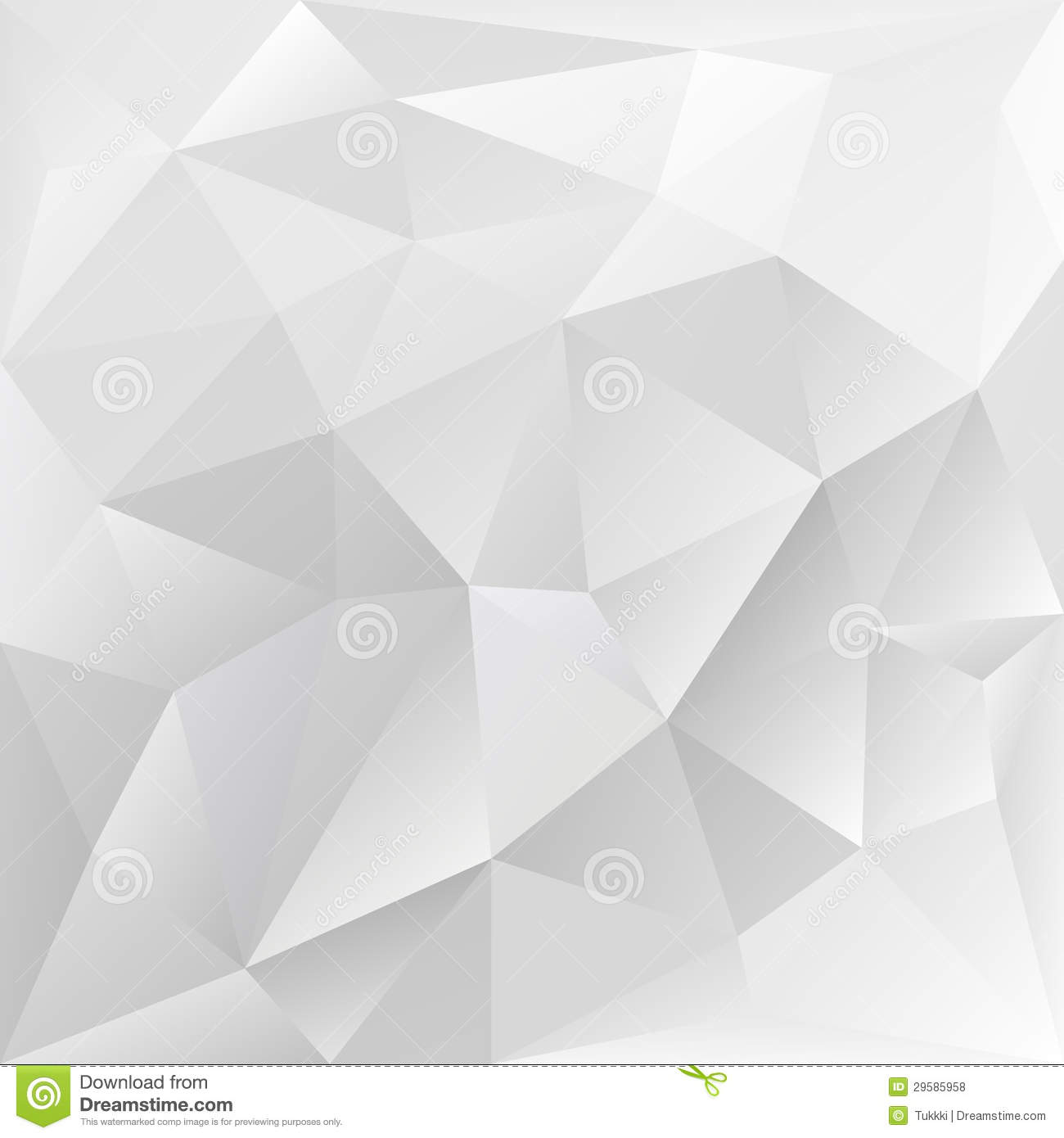 Abstract geometry pattern line and shape vector illustration design - Grey Polygonal Texture Corporate Background Stock Vector