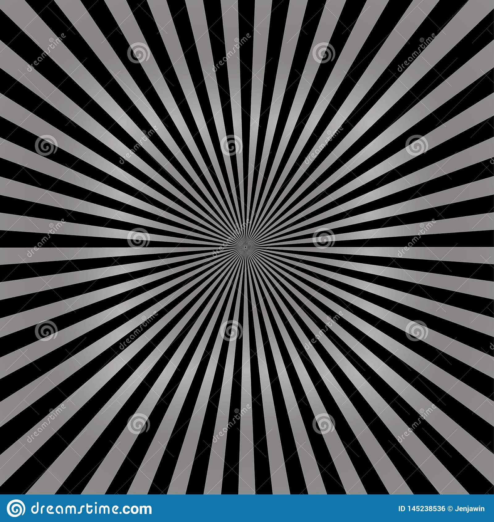 125f9ff1782 Grey Sun Rays Sunburst On Black Pattern Vector Eps10. Grey And Black ...