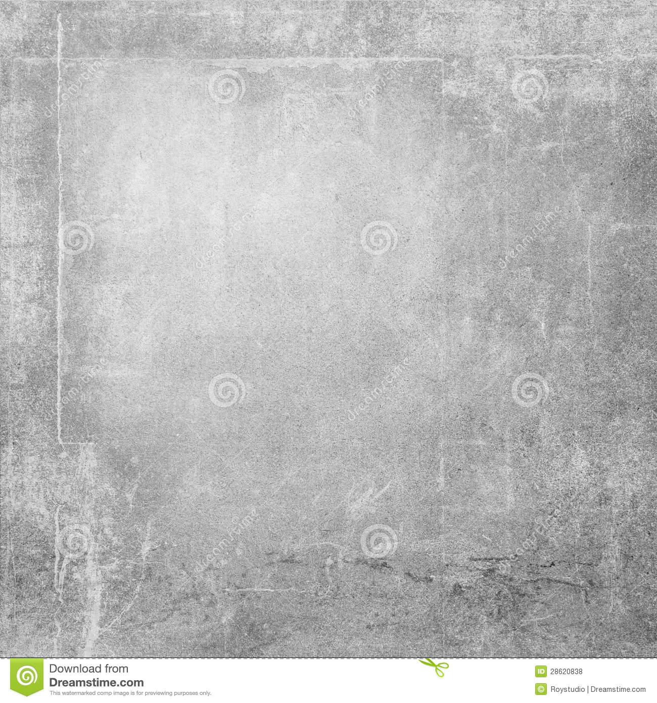 Grey Wall Texture Grunge Background Royalty Free Stock