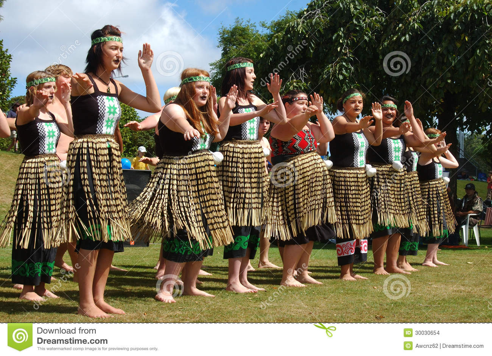 Maori dans