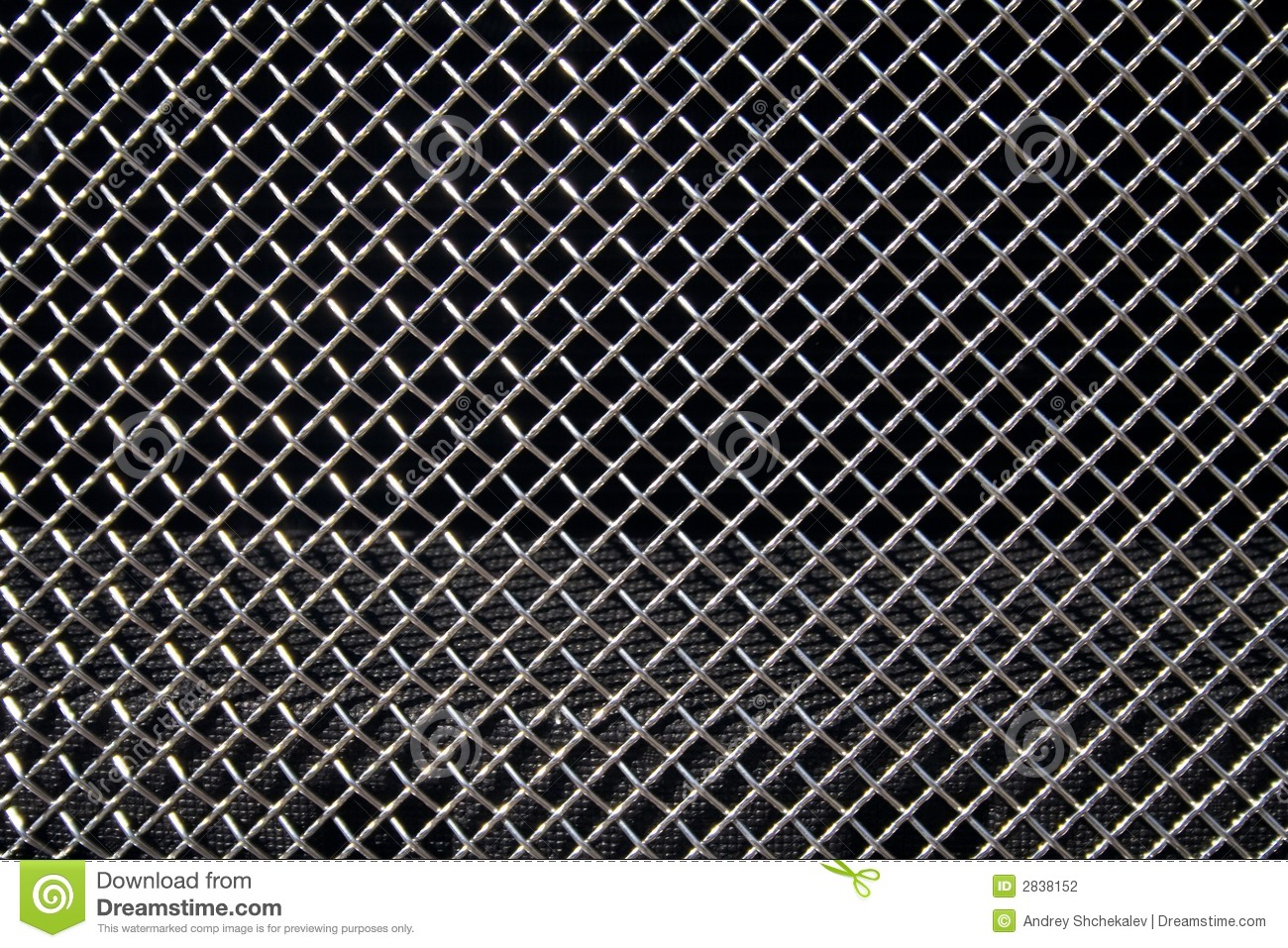 Grid From Car Radiator Stock Photo Image Of Cooler