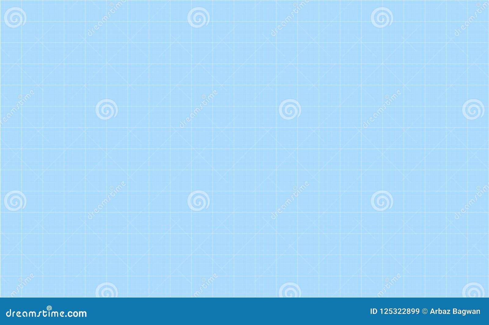 grid graph paper light blue stock vector illustration of draftsman