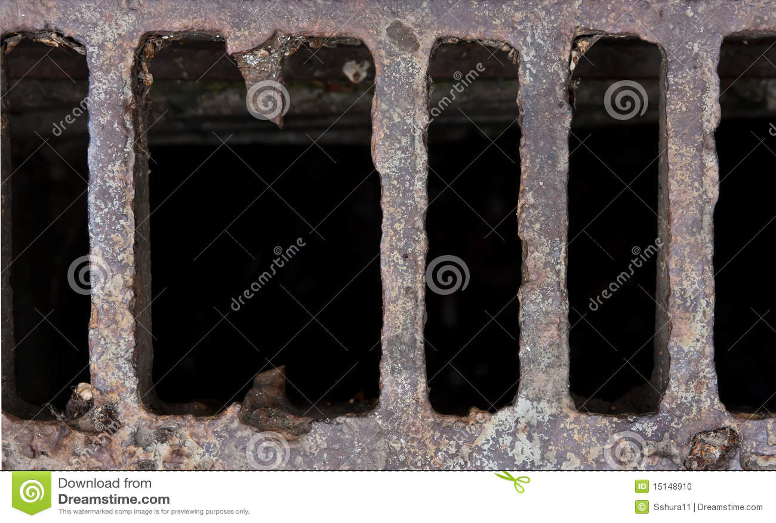 Grid manhole cover