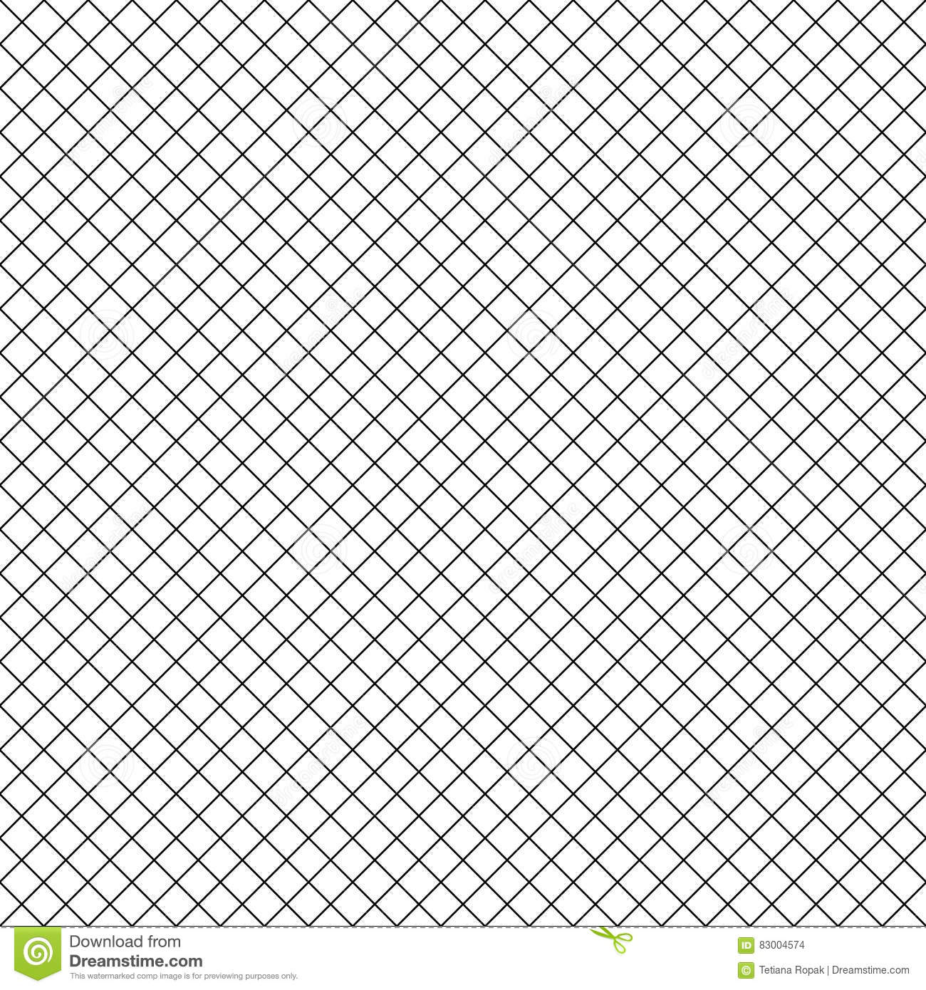 Grid Seamless Pattern. Hexagonal Graphic Design.Vector Illustration ...