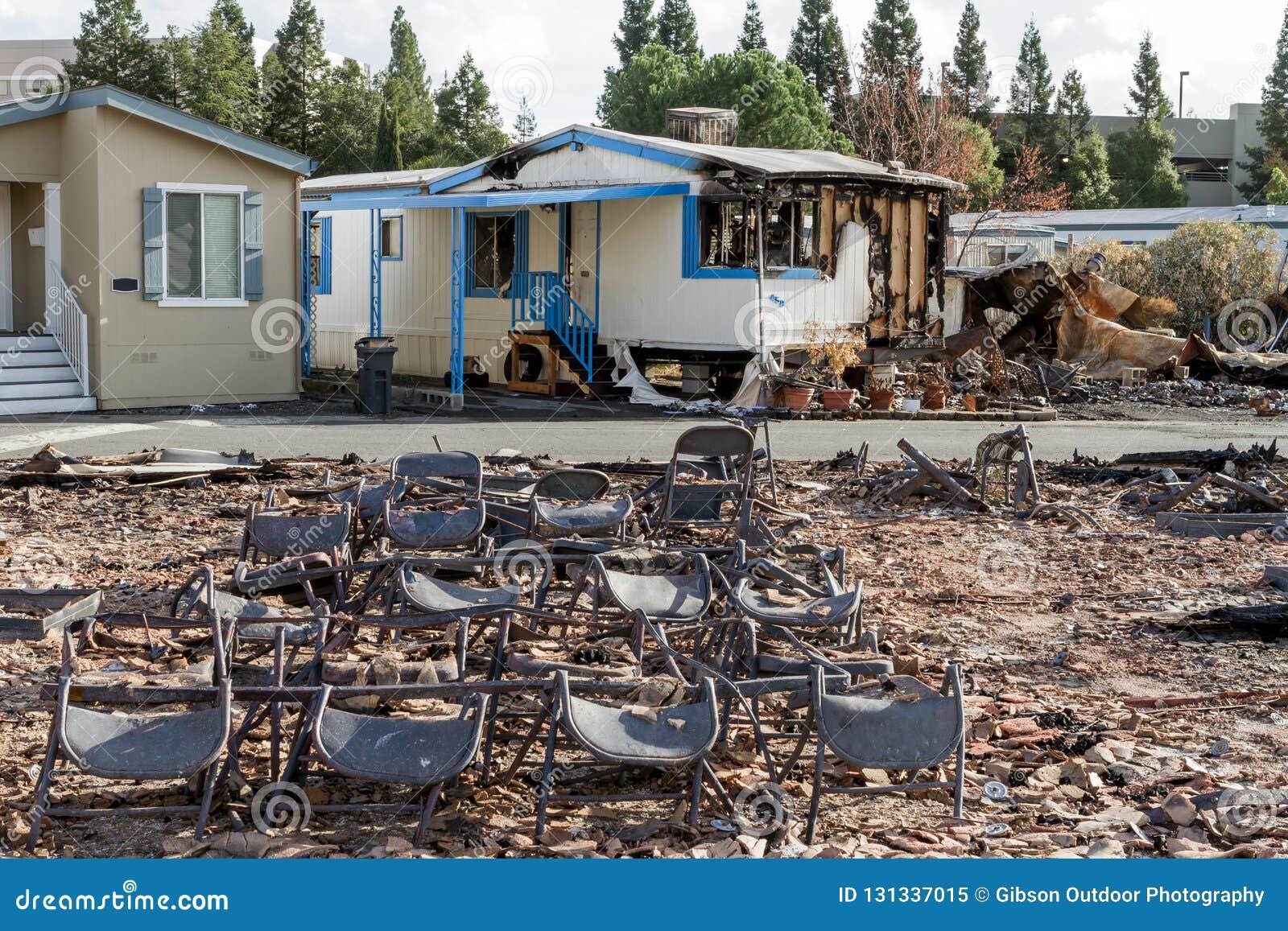 Gridando nel mirino: Un mese dopo Sonoma 2017 Coun