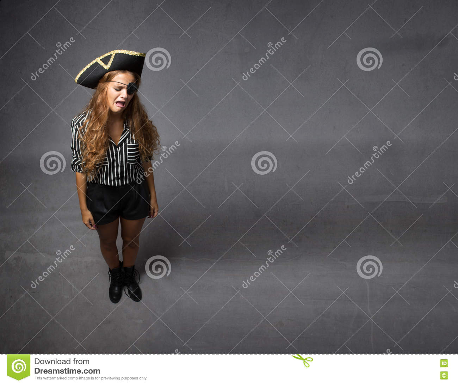 Gridare del pirata