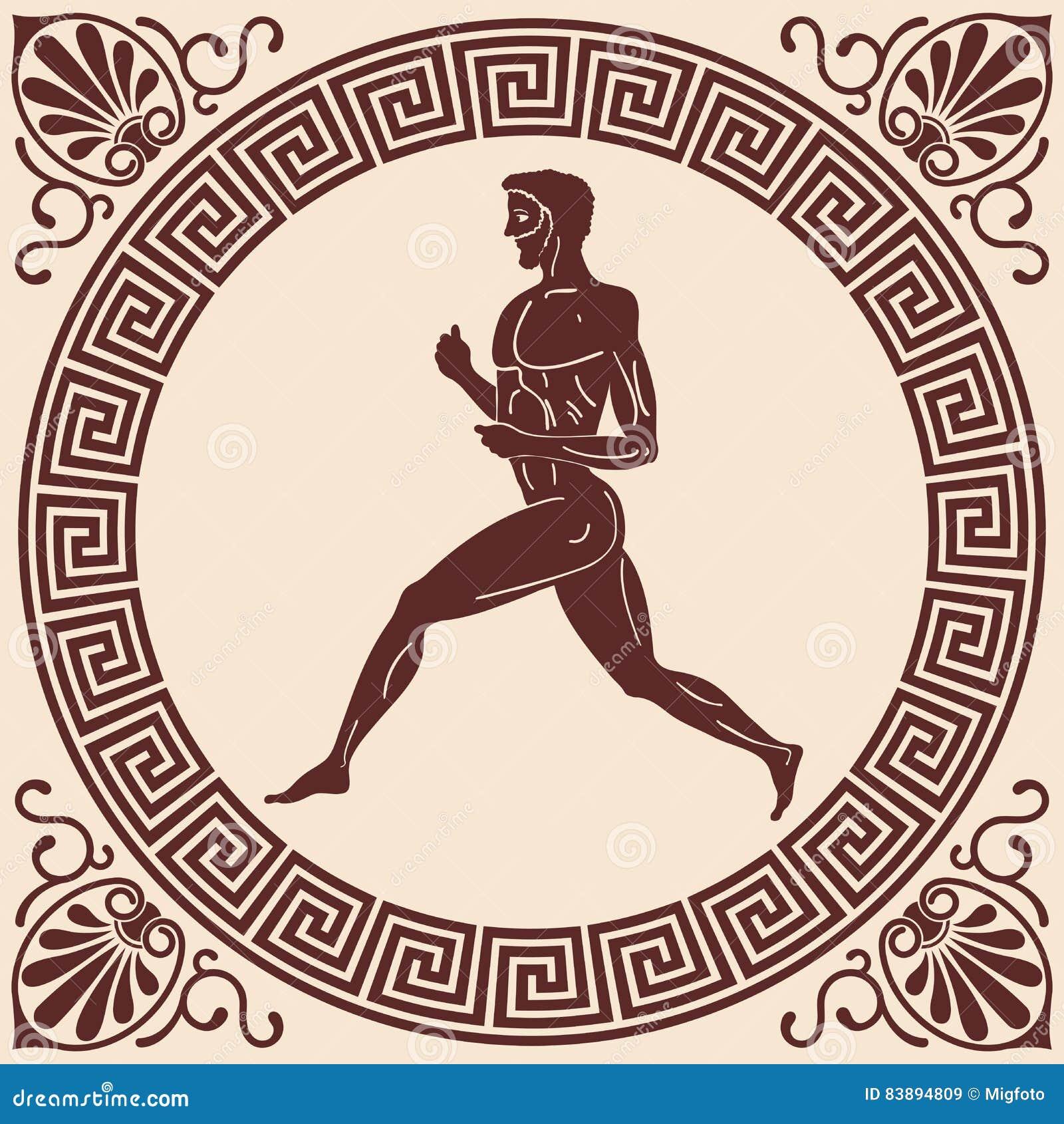 griechische nackte manner