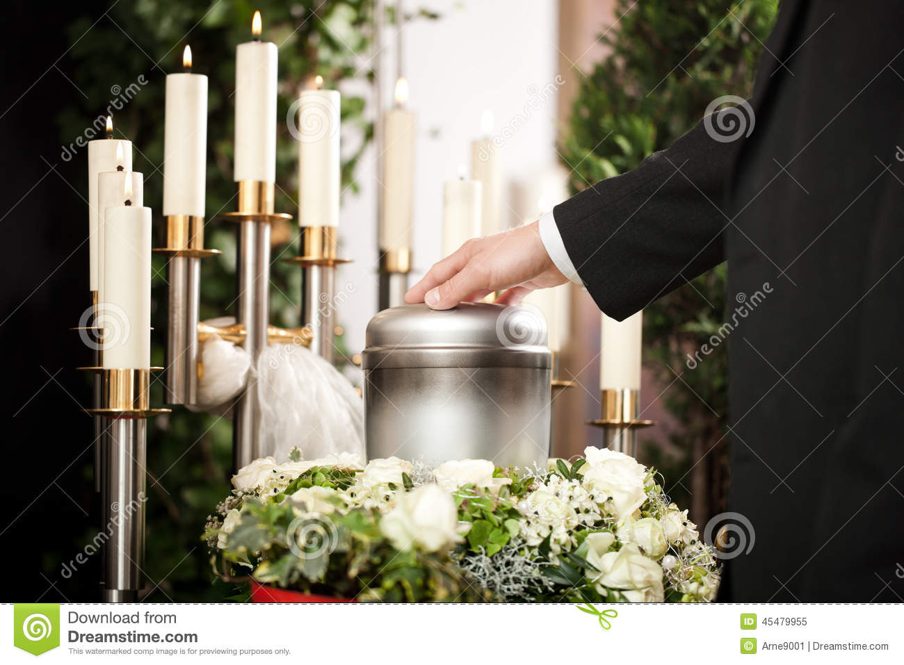Grief - Funeral and cemetery