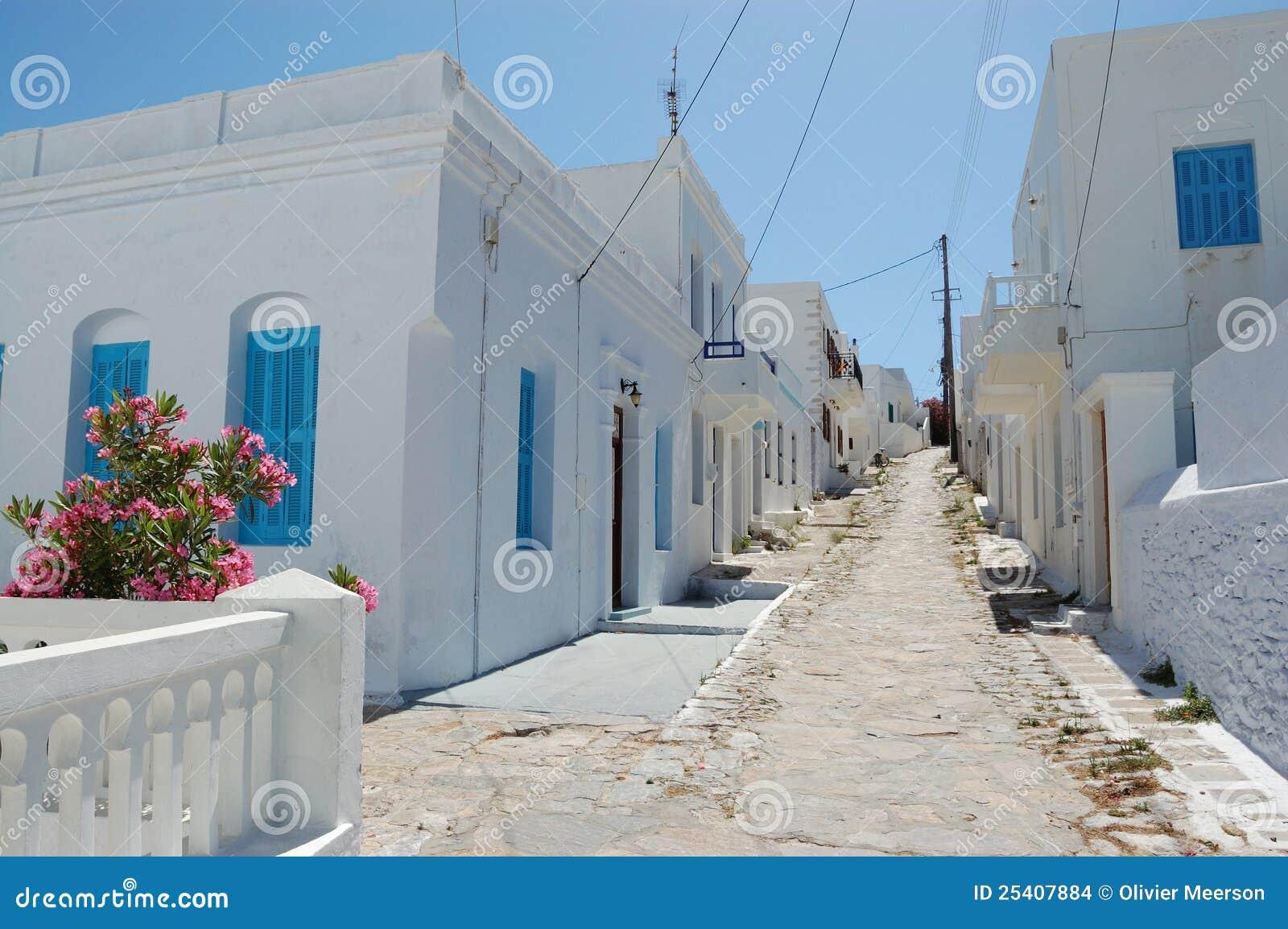 Griekse eilanden, amorgos