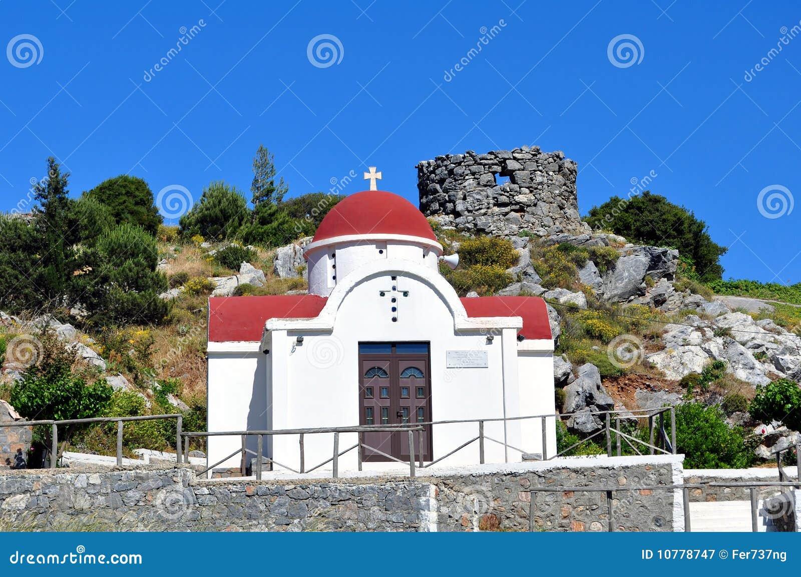 Griekse kapel