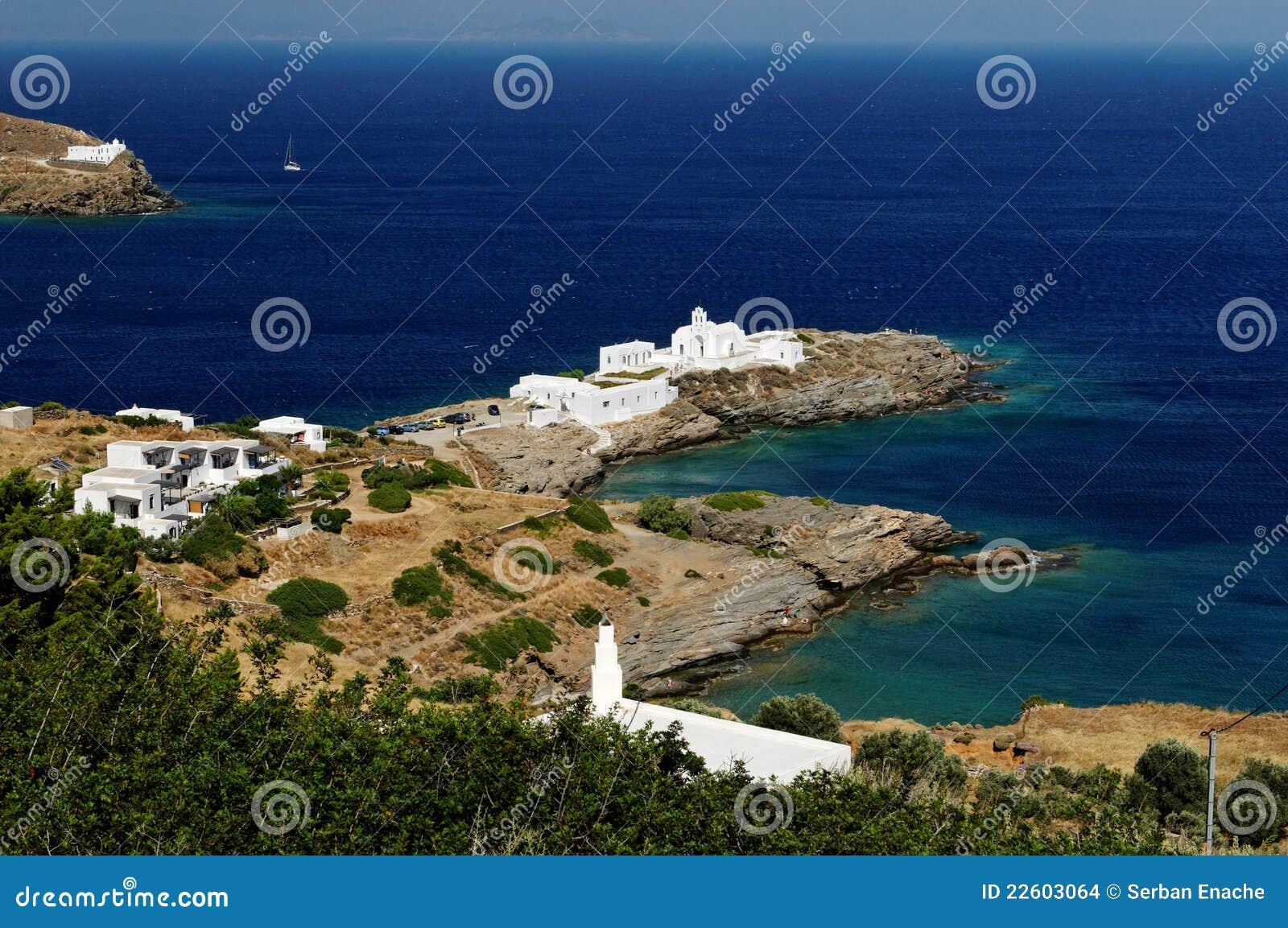 Griekse kustlijn