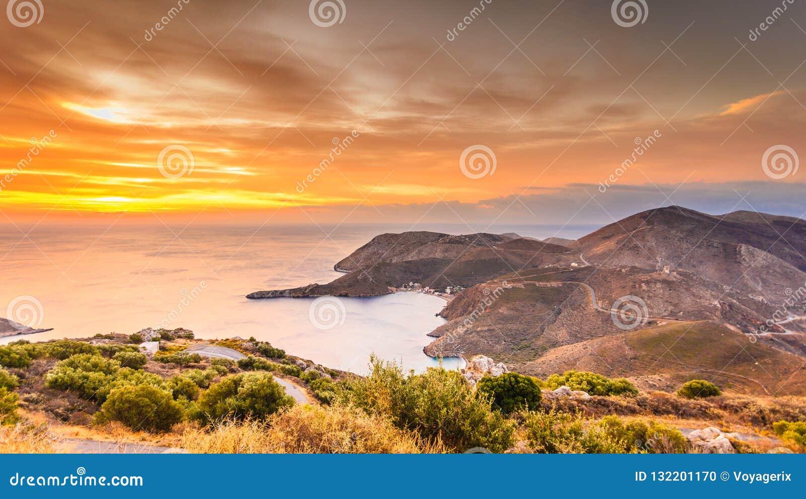 Griekse kustlijn op de Peloponnesus, Mani Peninsula