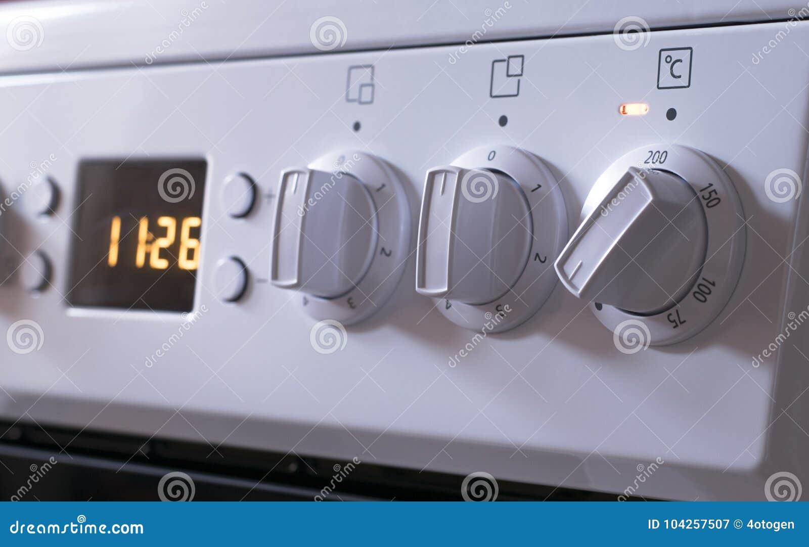 Griffe der Anpassung der Energie von Heizung des elektrischen Ofens