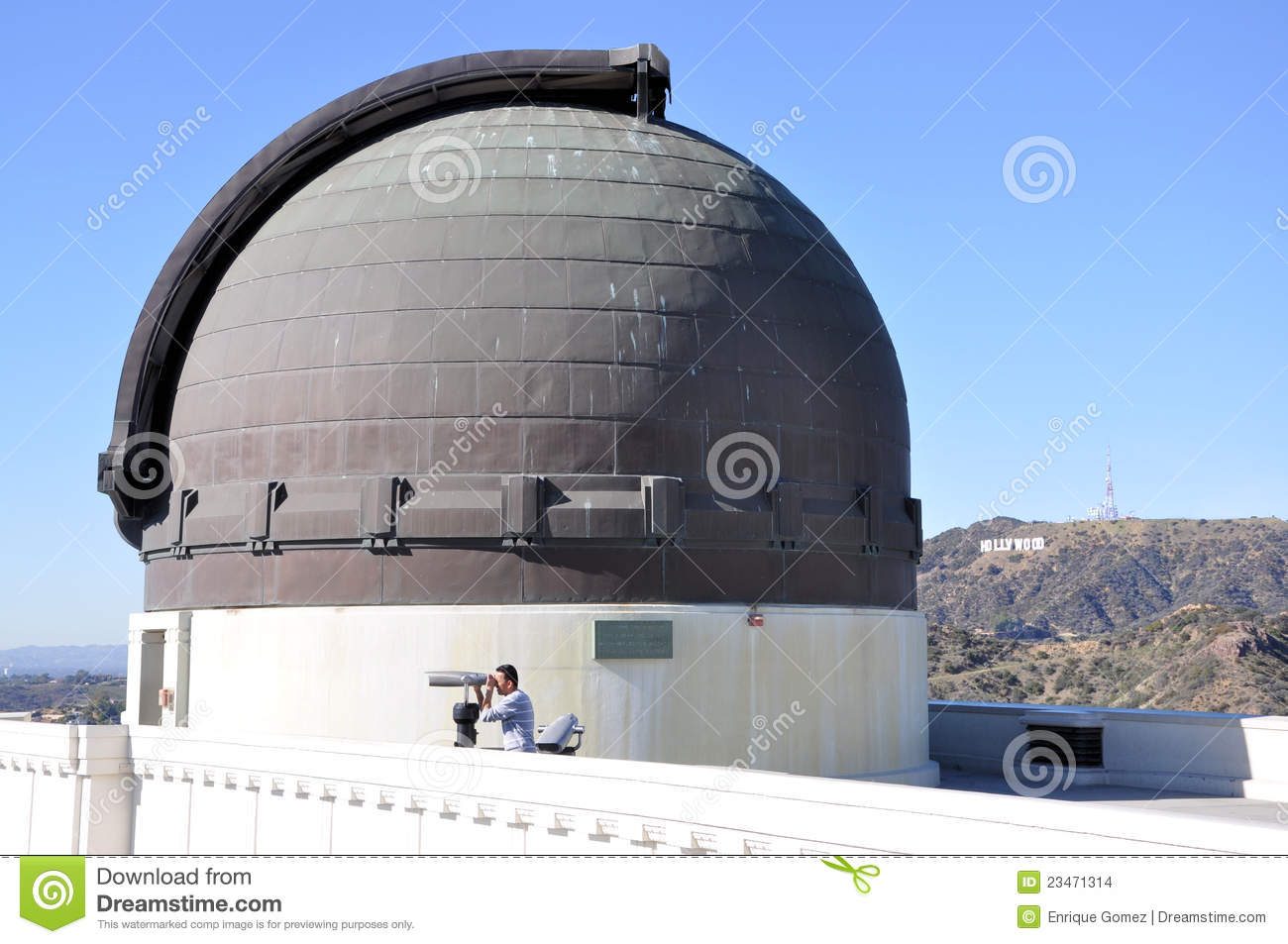 Griffith observatorium