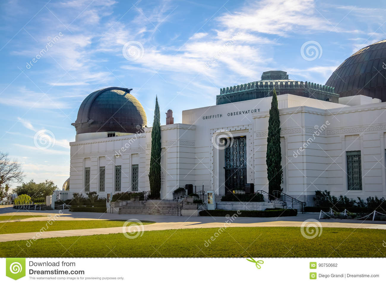 Griffith Observatory - Los Angeles, California, U.S.A.