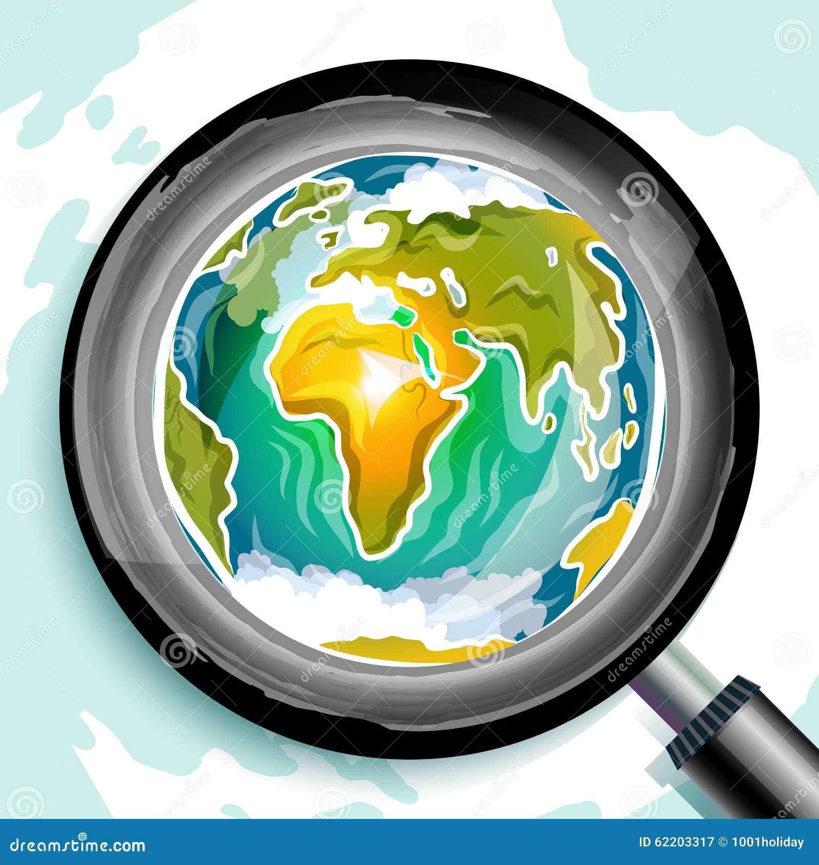 Griffonnage global de recherche