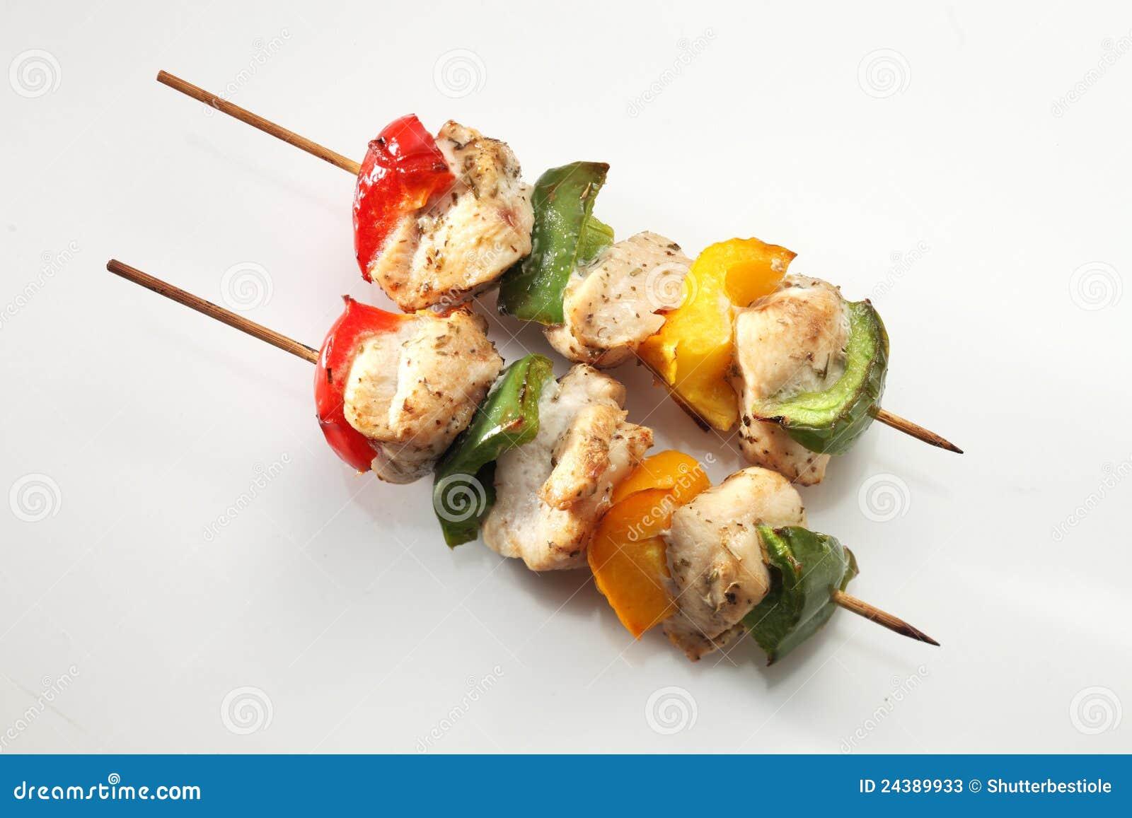Griglia gastronomica del pollo