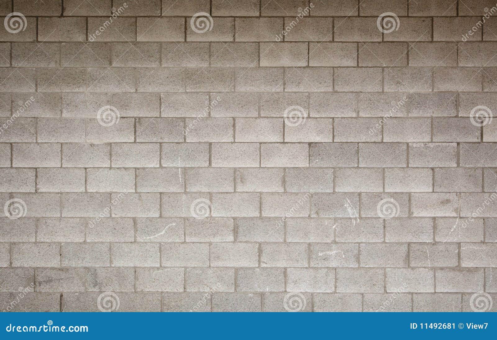 Grijze bakstenen muur stock afbeelding afbeelding bestaande uit architectuur 11492681 for Grijze muur