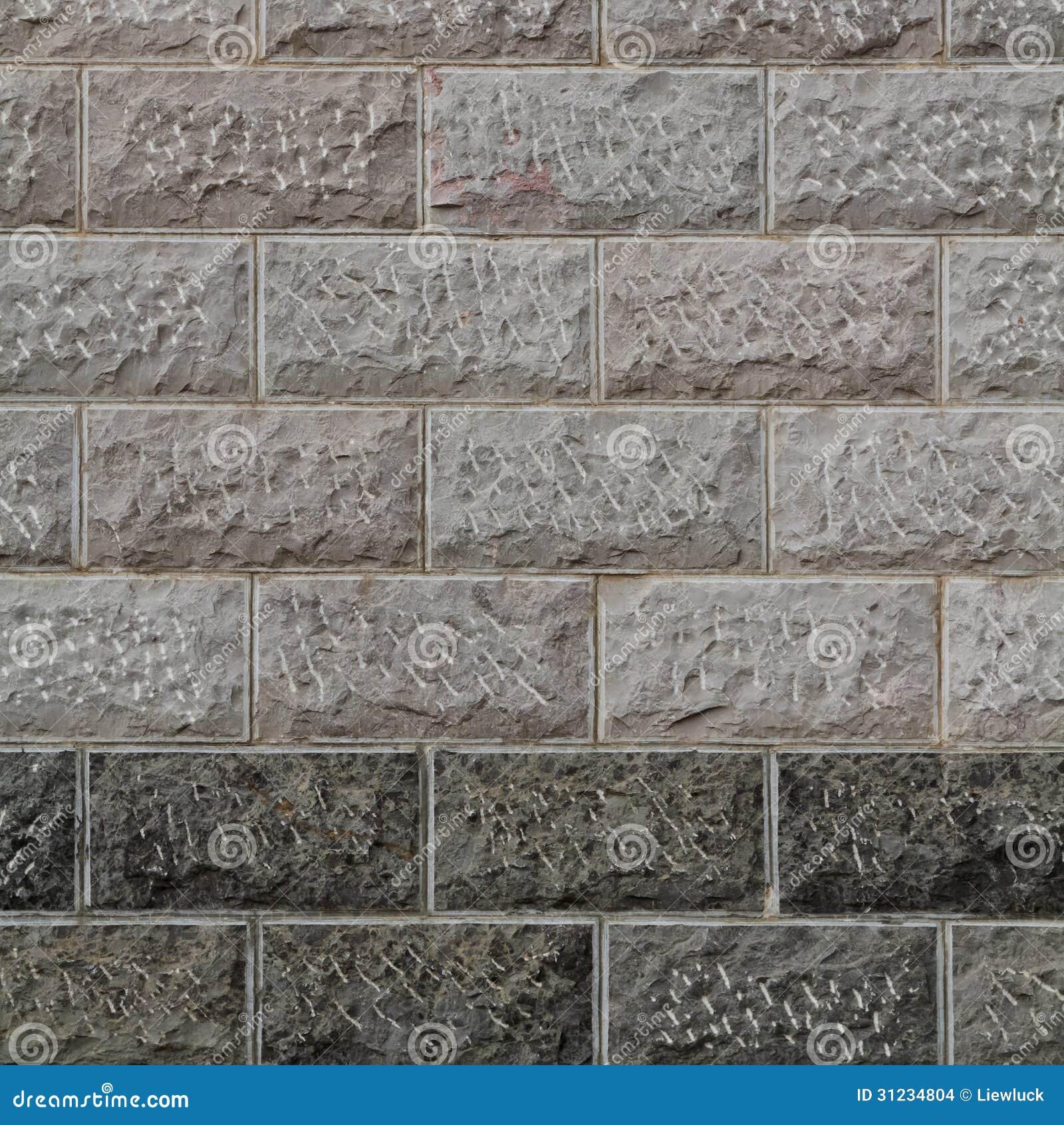Grijze bakstenen muur stock afbeeldingen beeld 31234804 for Grijze muur