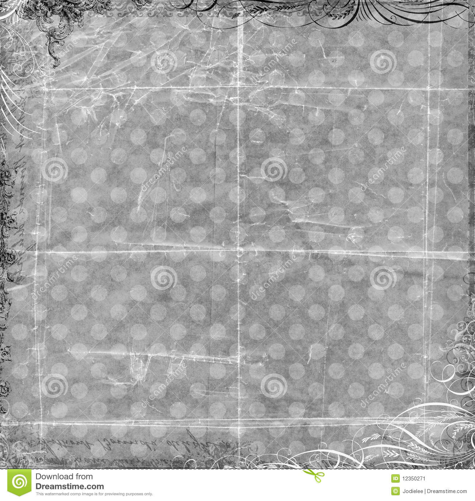 Grijze bevlekte achtergrond met de versiering van het kant stock afbeelding afbeelding 12350271 - Versiering van de zaal van het tienermeisje van ...