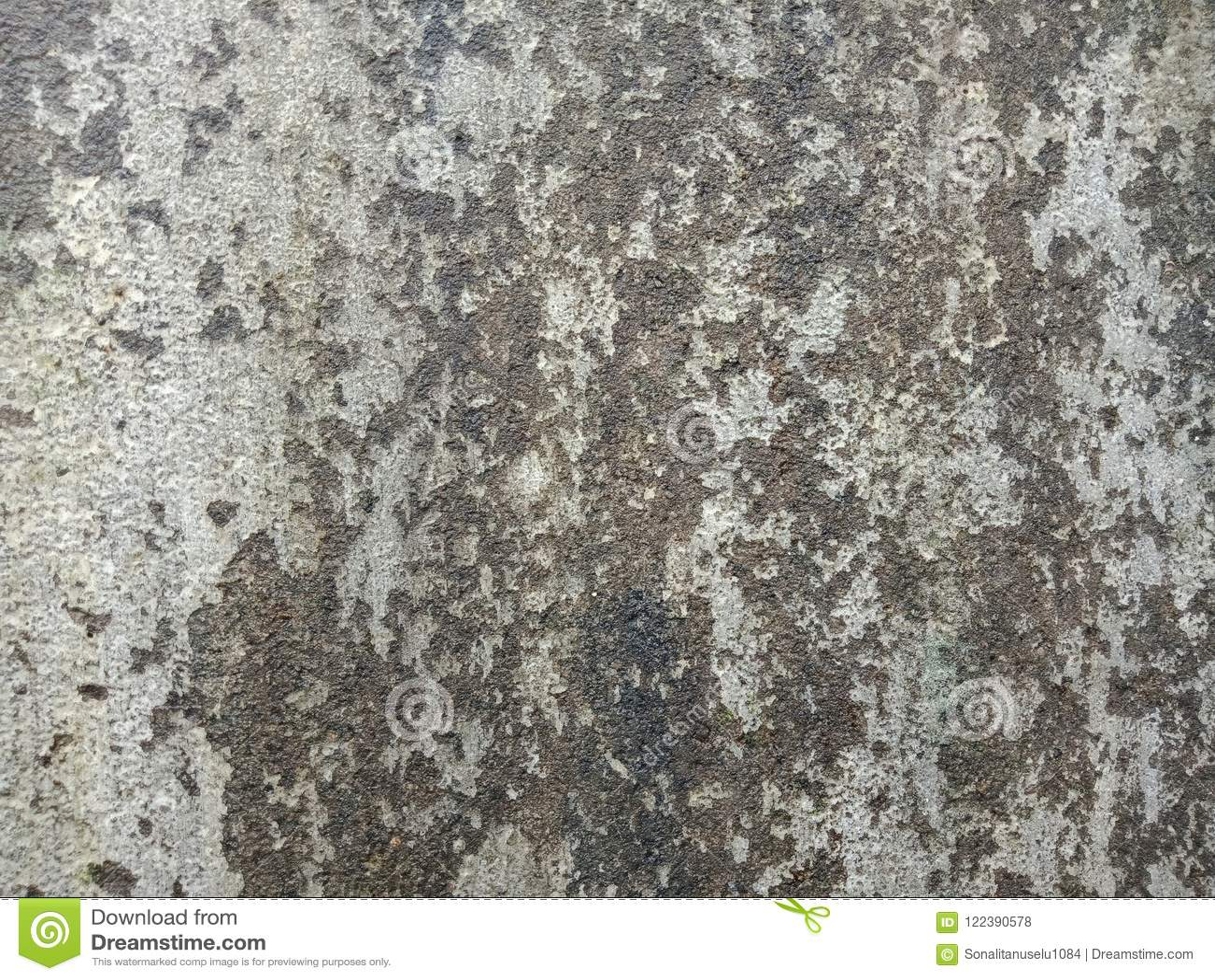 Grijze en witte muur met textuur geweven behang als achtergrond,