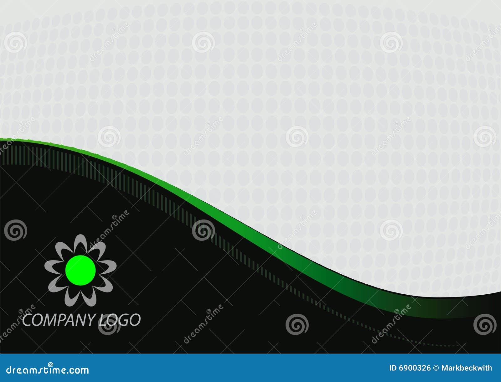 Grijze groene abstracte achtergrond