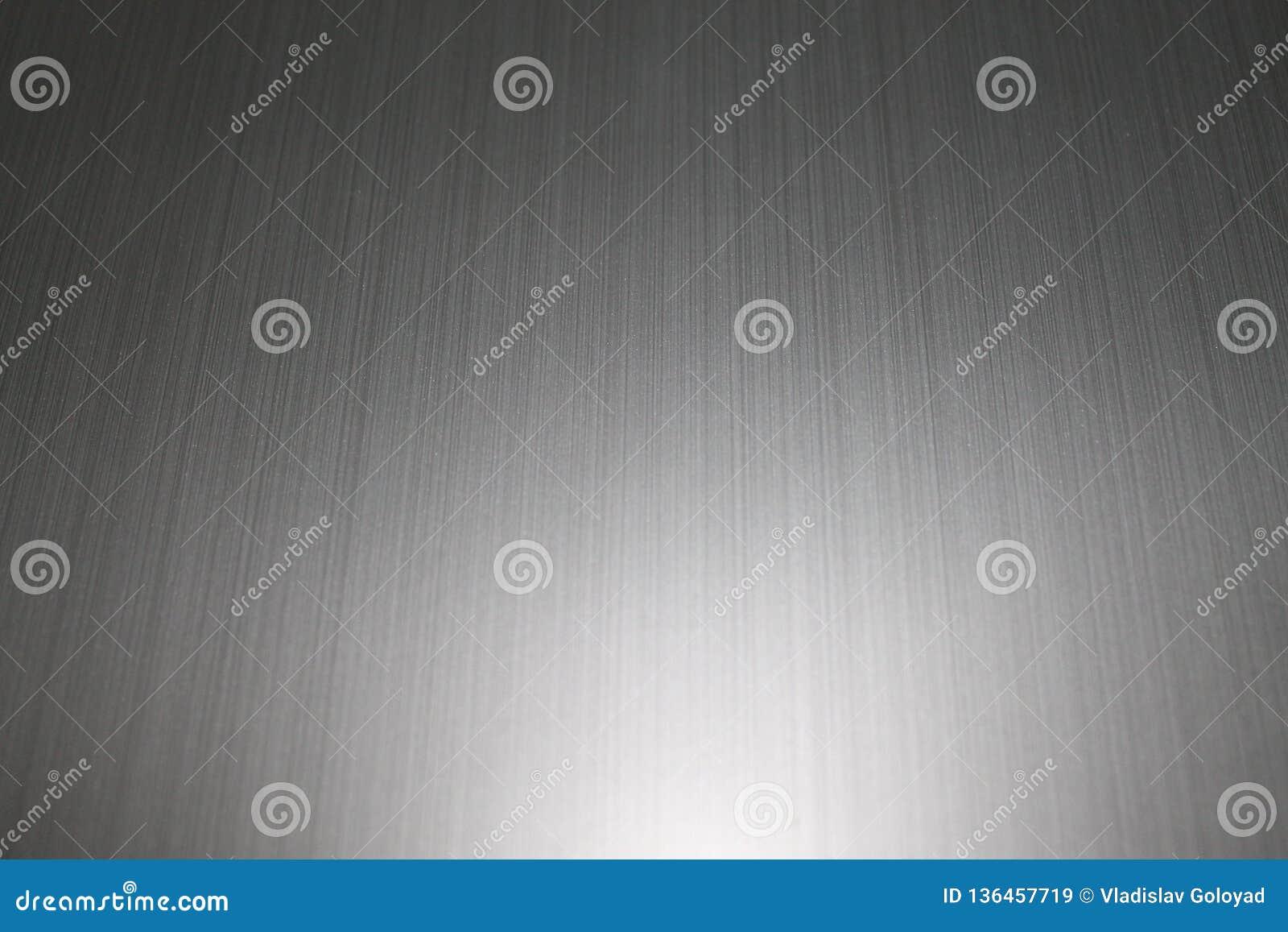 Grijze metaaloppervlakte