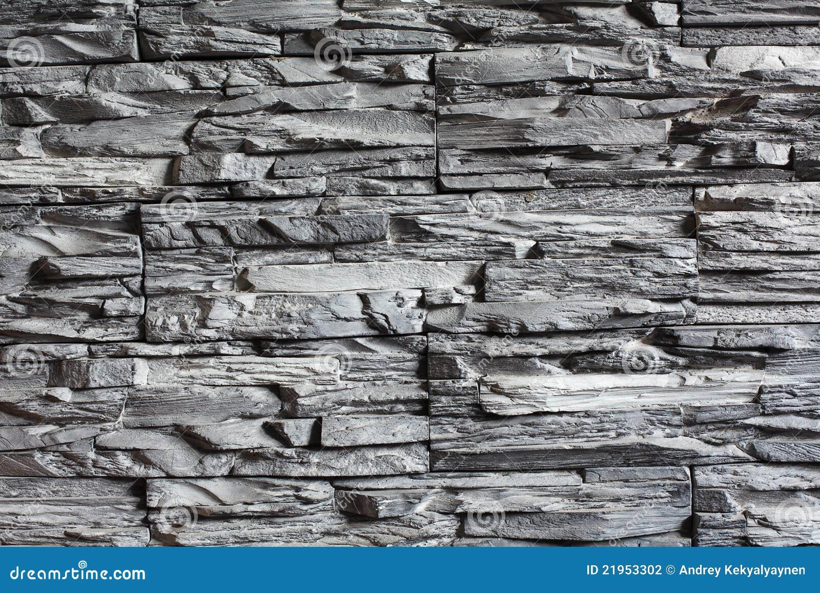 Grijze steen als achtergrond stock fotografie   afbeelding: 21953302