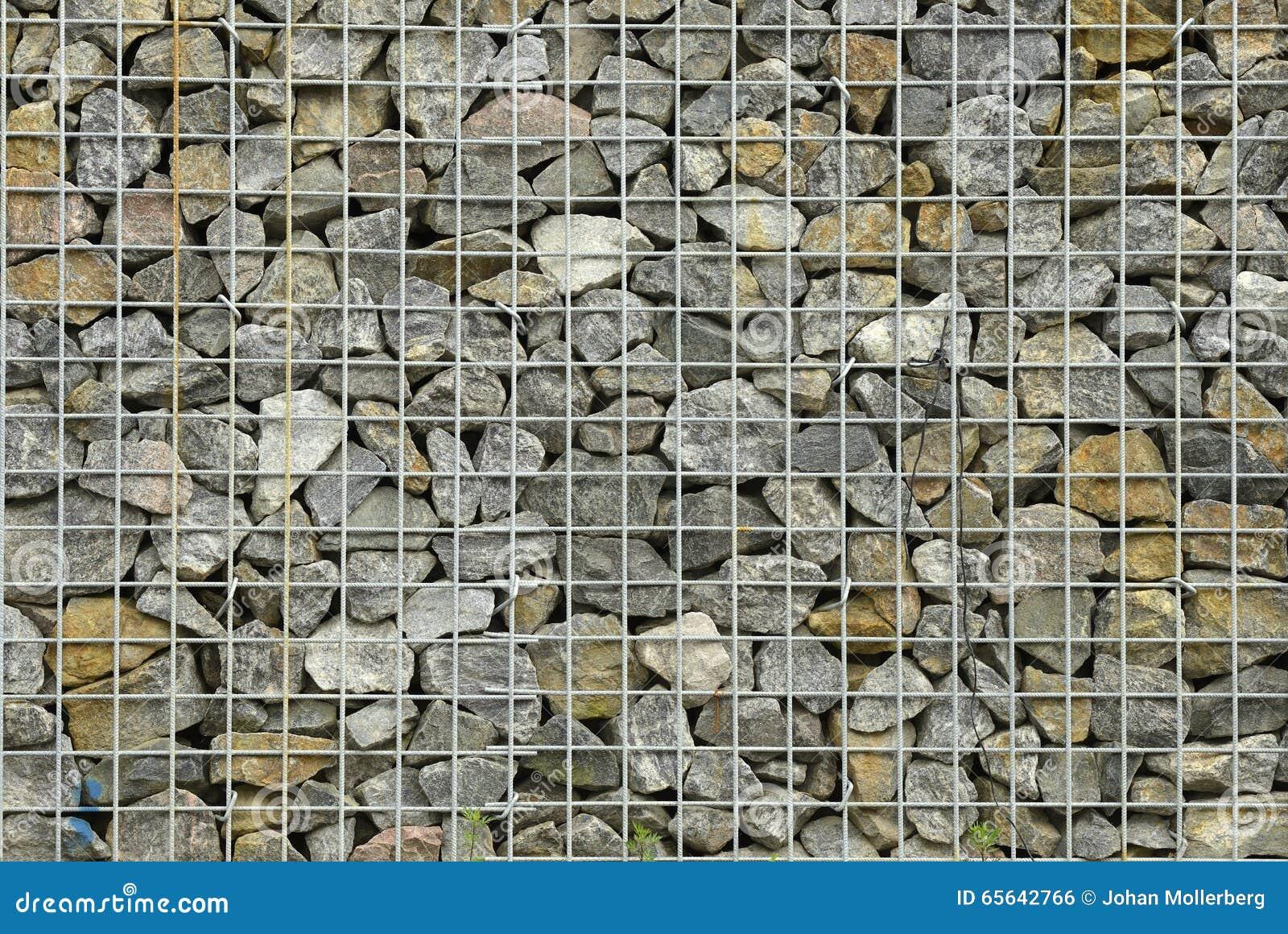 Gril en pierre et en acier
