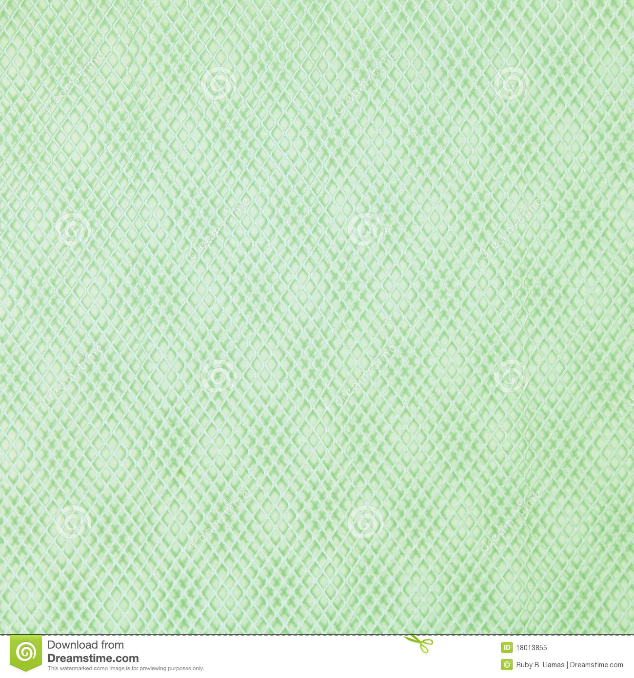 Grill Weave Texture Background - Green